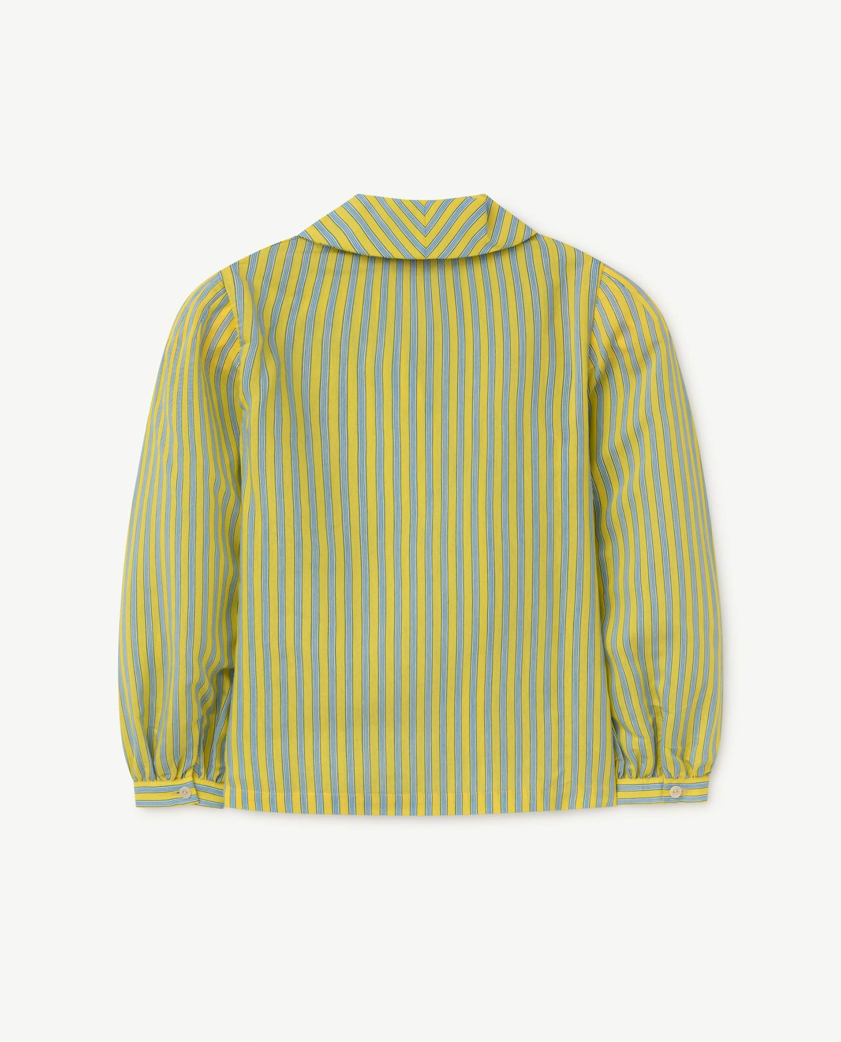Yellow Gadfly Shirt img-2
