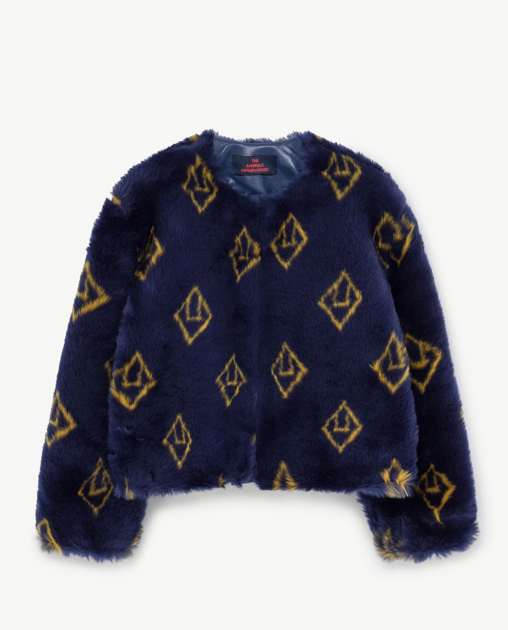 Navy Blue Shrew Jacket img-1