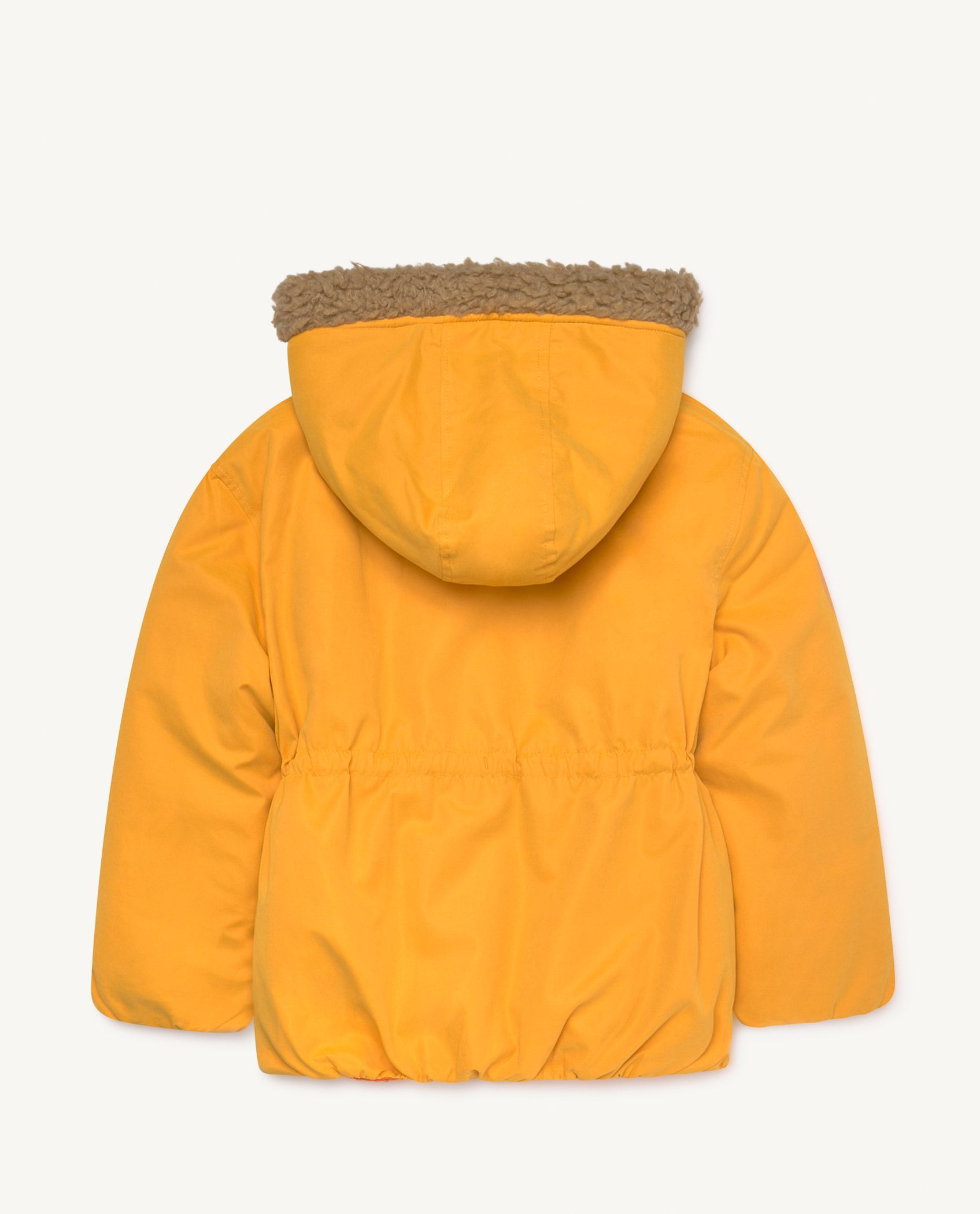 Yellow Calf Jacket img-2