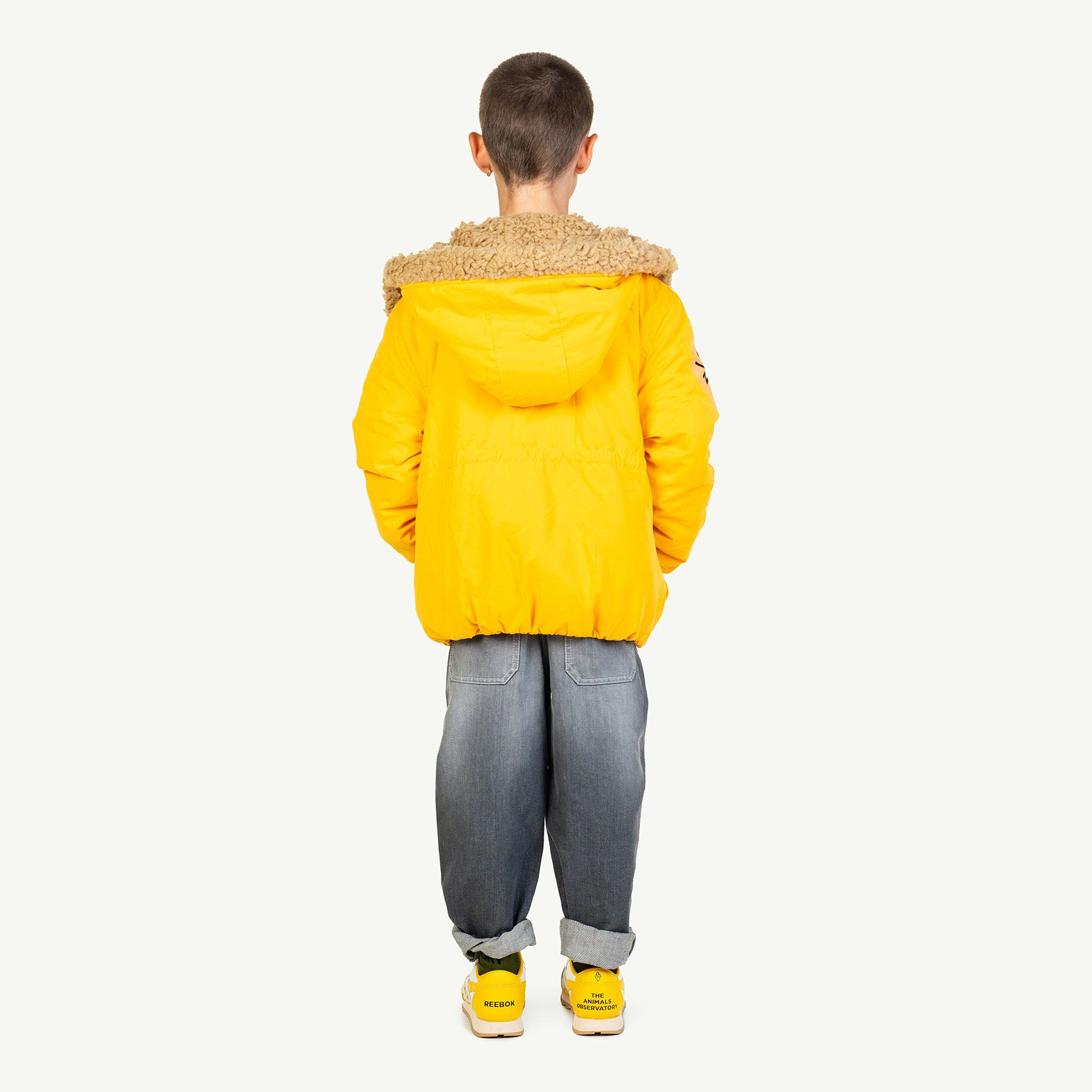 Yellow Calf Jacket img-6