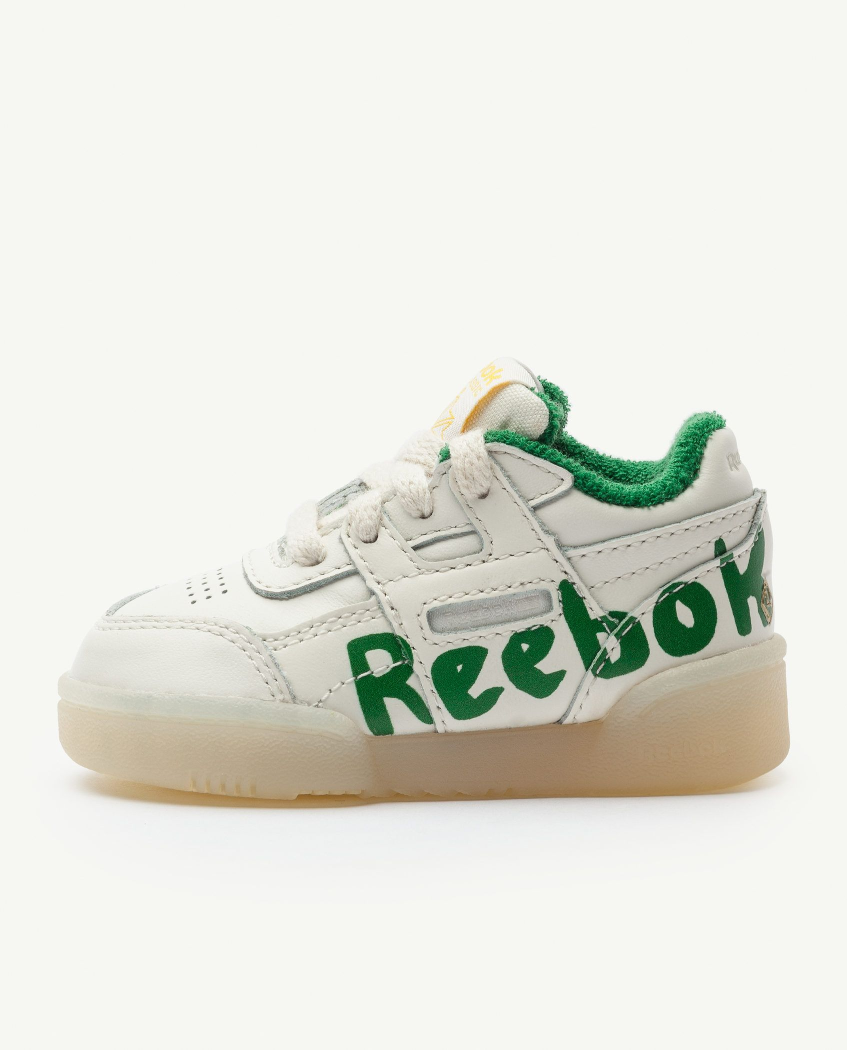 Reebok Classic x The Animals Observatory Workout Plus Green Baby img-2