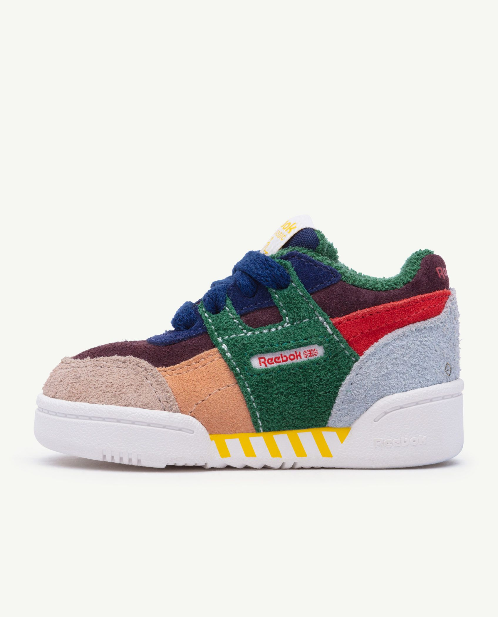 Reebok Classic x The Animals Observatory Workout Plus Multicolor Baby img-2