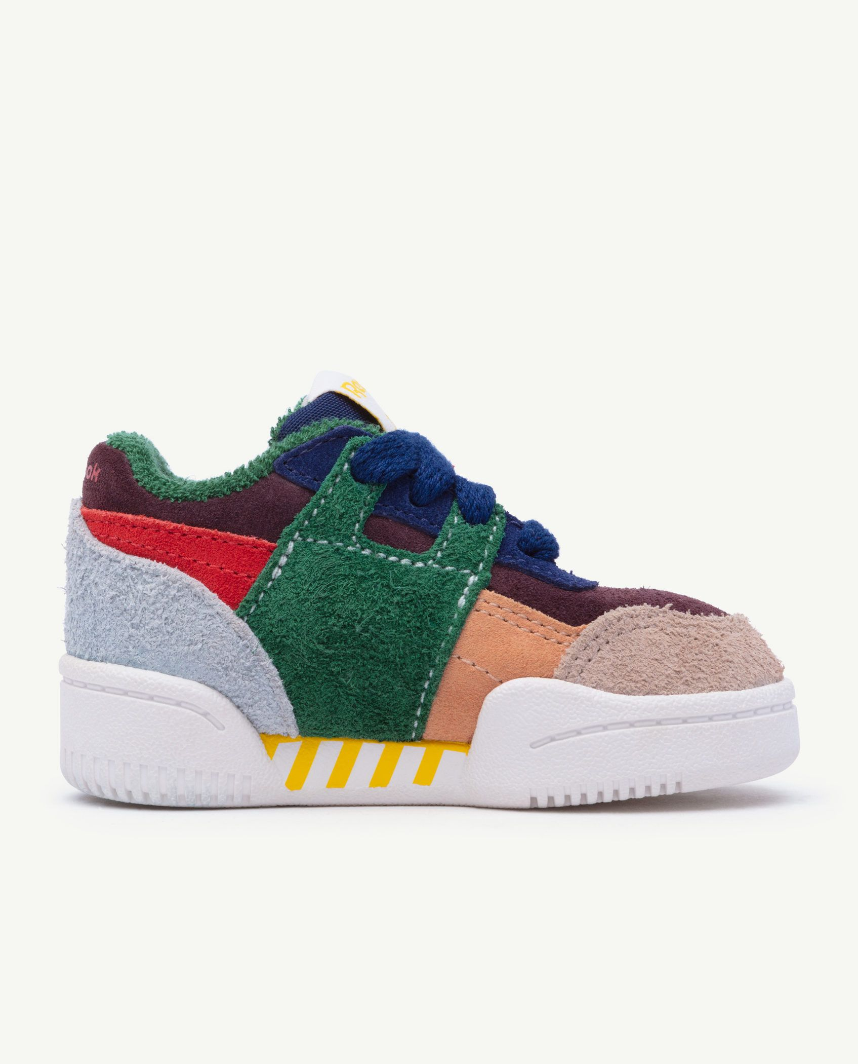 Reebok Classic x The Animals Observatory Workout Plus Multicolor Baby img-3