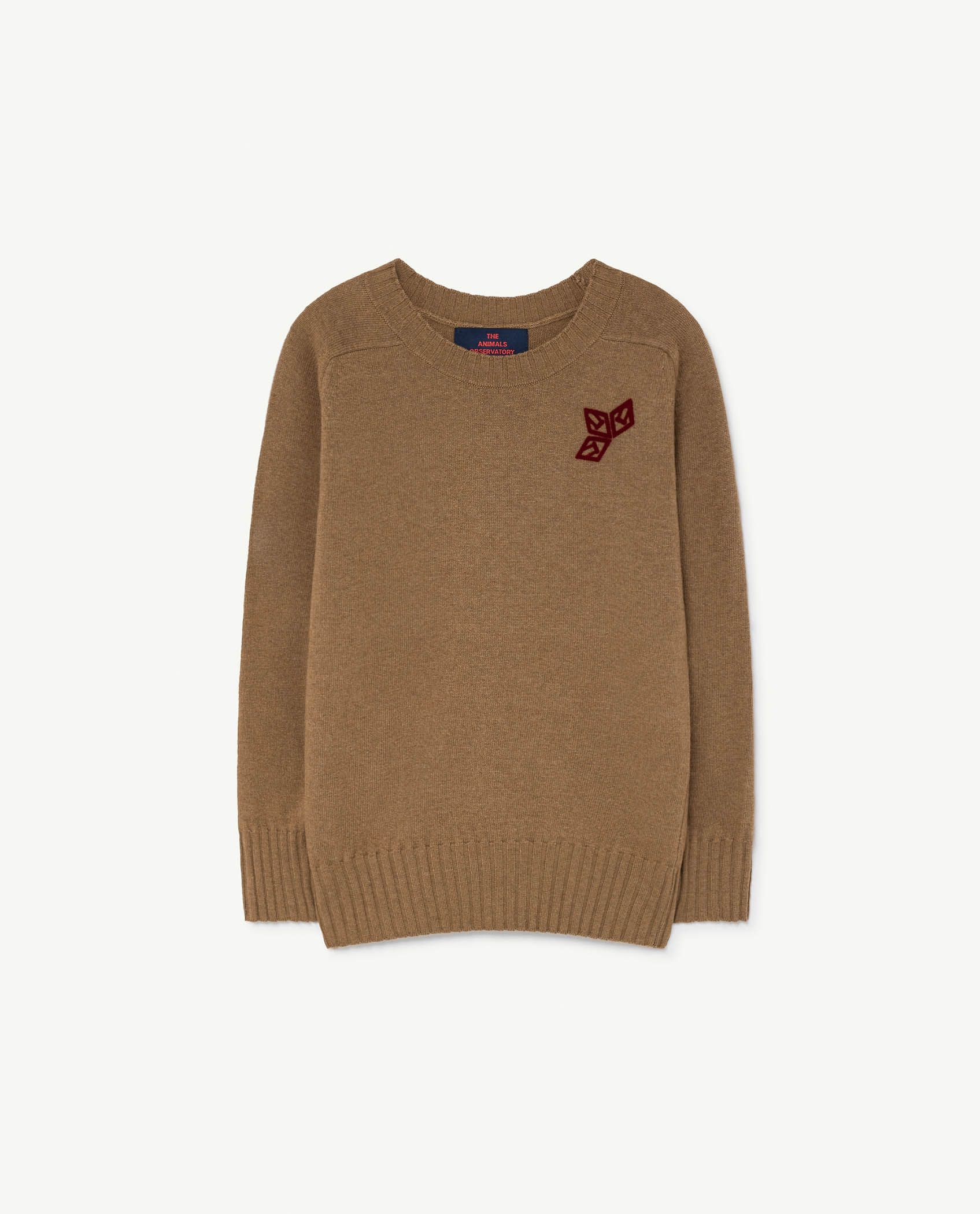 Deep Brown Sardine Sweater img-1