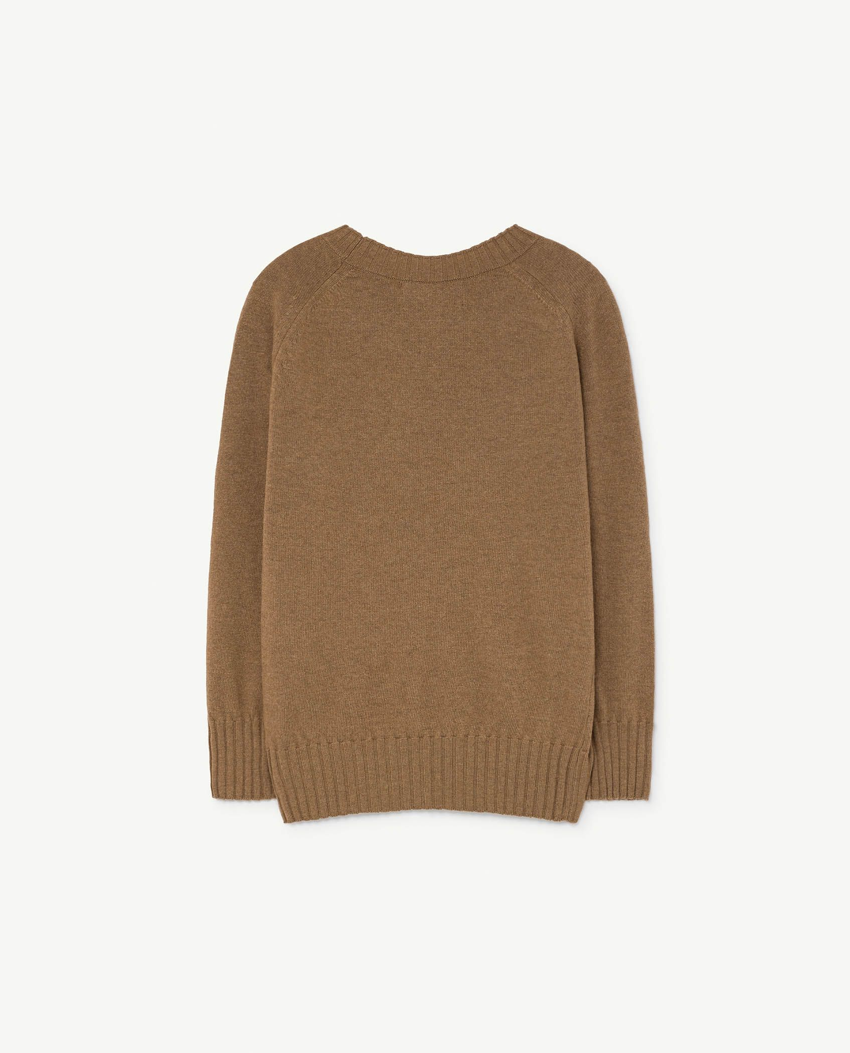 Deep Brown Sardine Sweater img-2