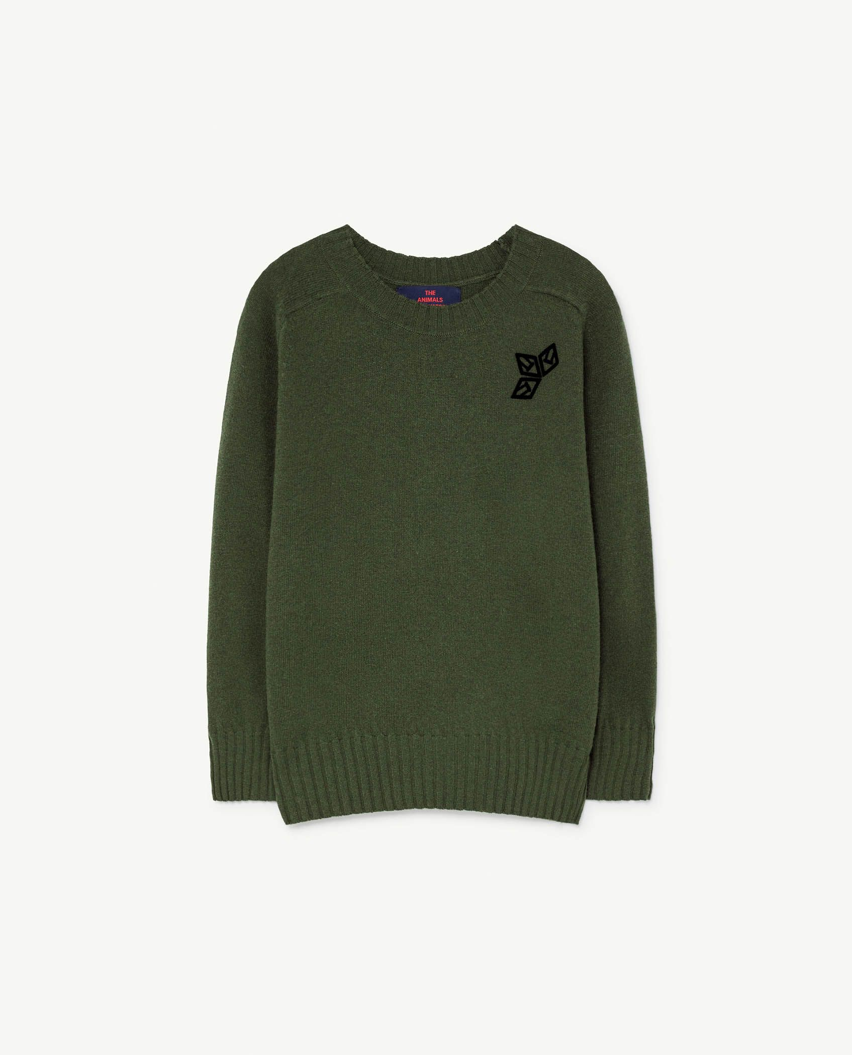 Green Sardine Sweater img-1