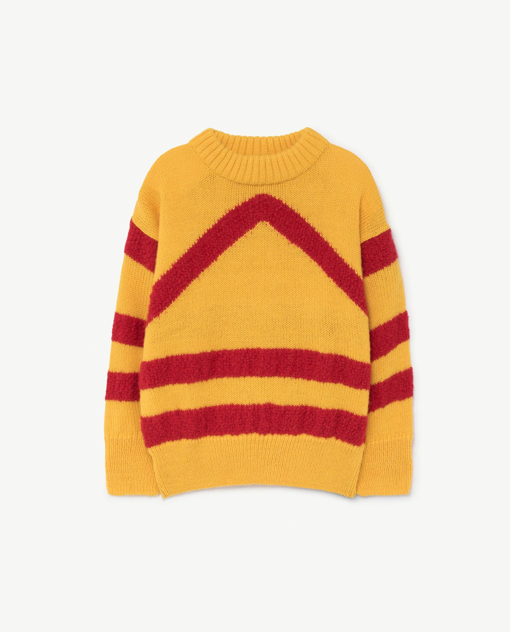 Yellow Bull Sweater img-1