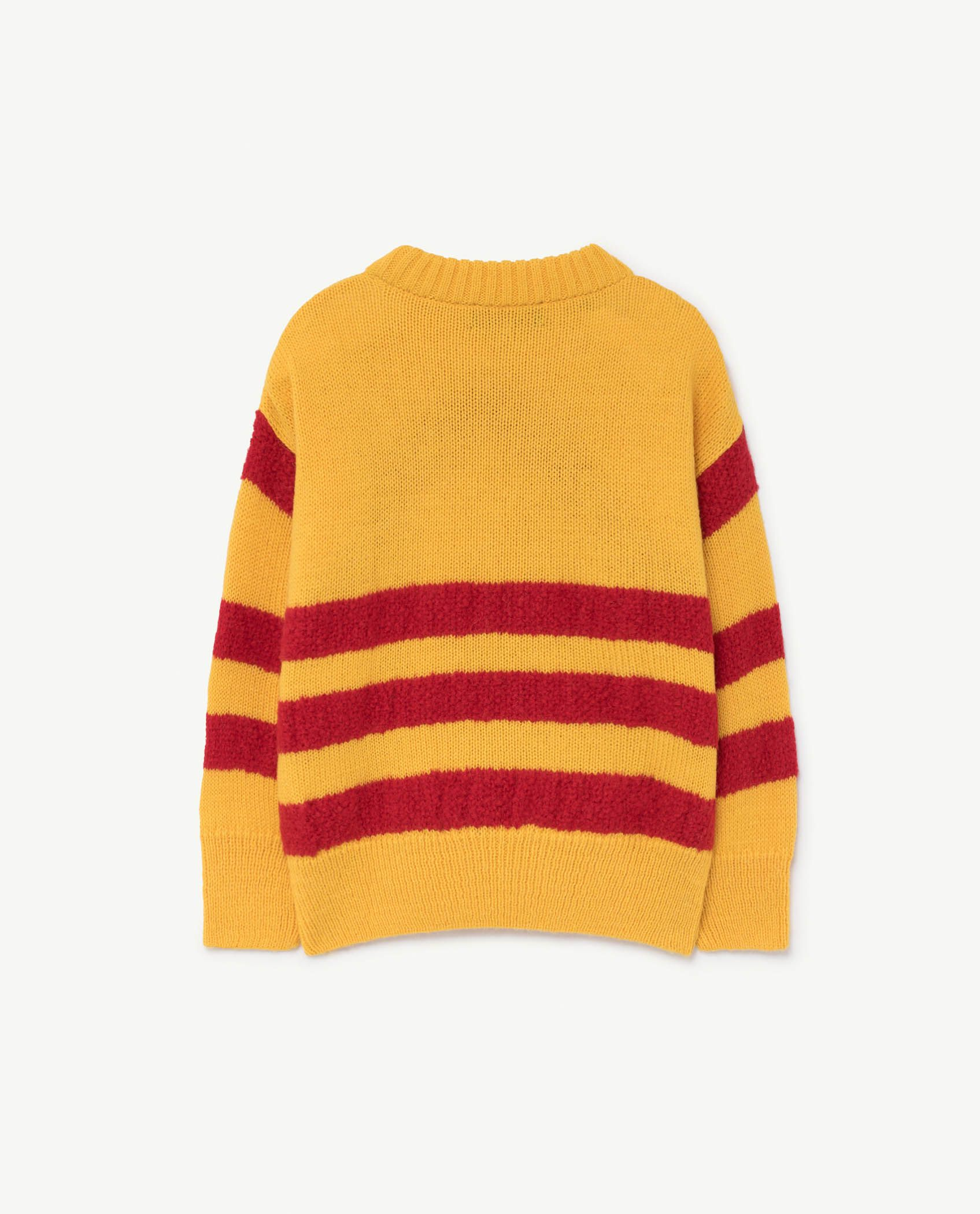 Yellow Bull Sweater img-2