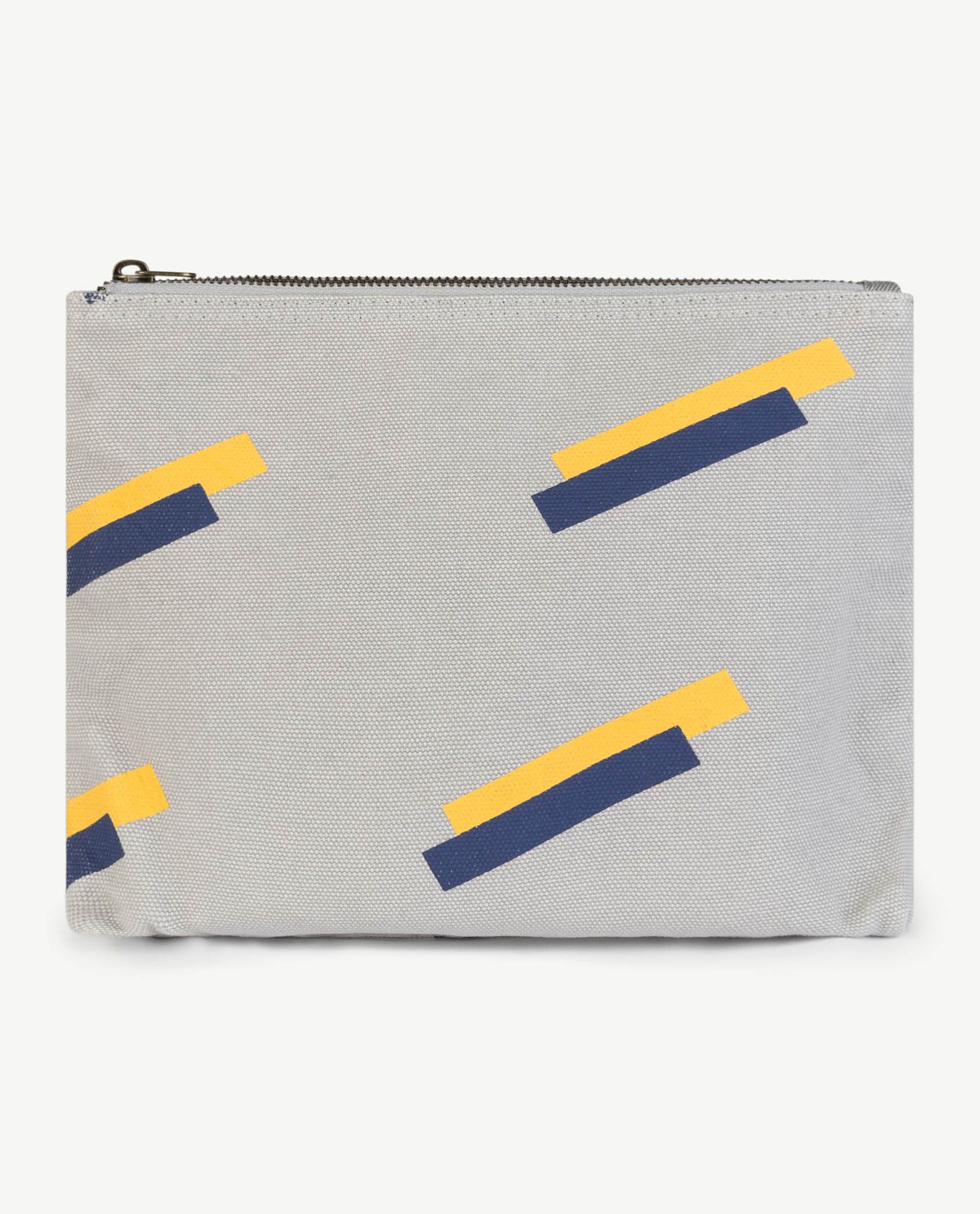 Grey 80's Pouch img-1