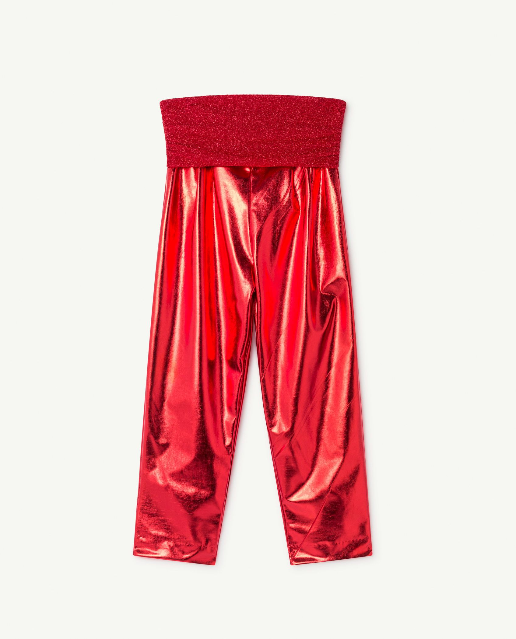 Red Camel Manifesto Trousers img-1