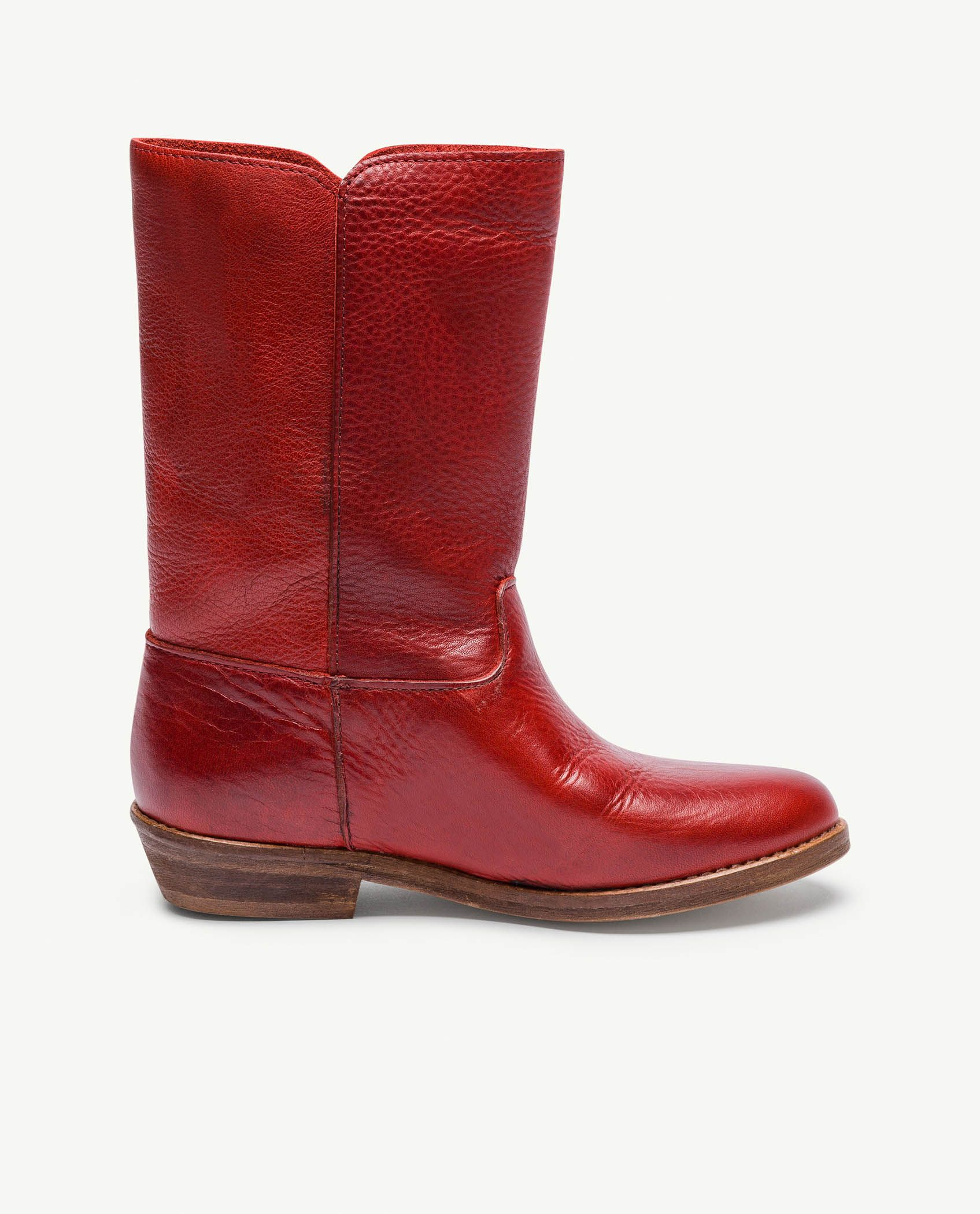 Red Logo Coyote Boots img-3