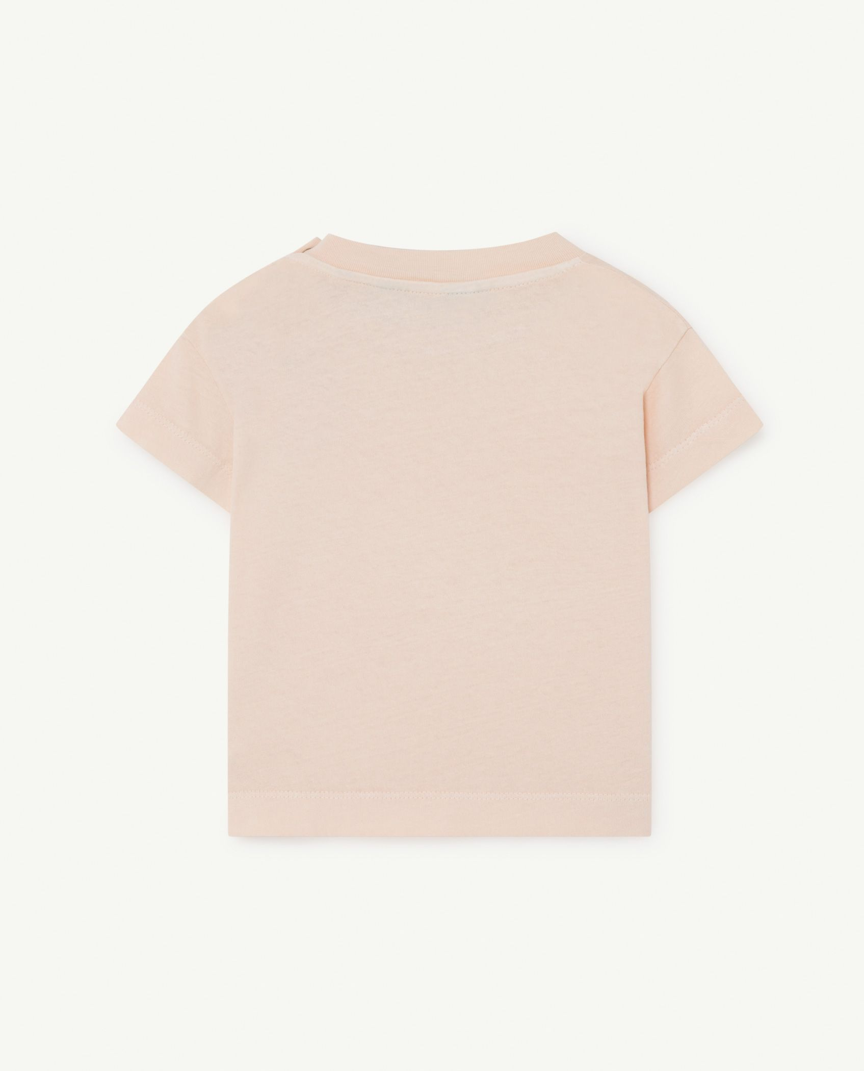 Pink Rooster Baby T-Shirt img-2