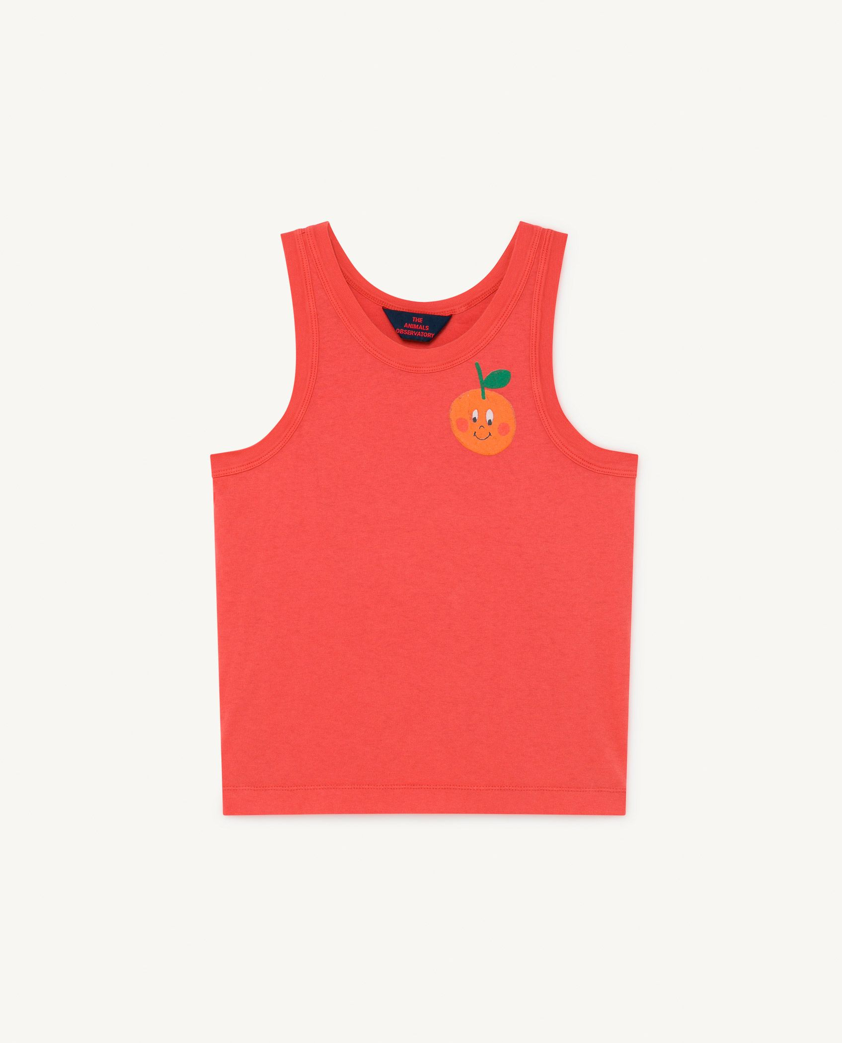 Red Frog Tank Top img-1