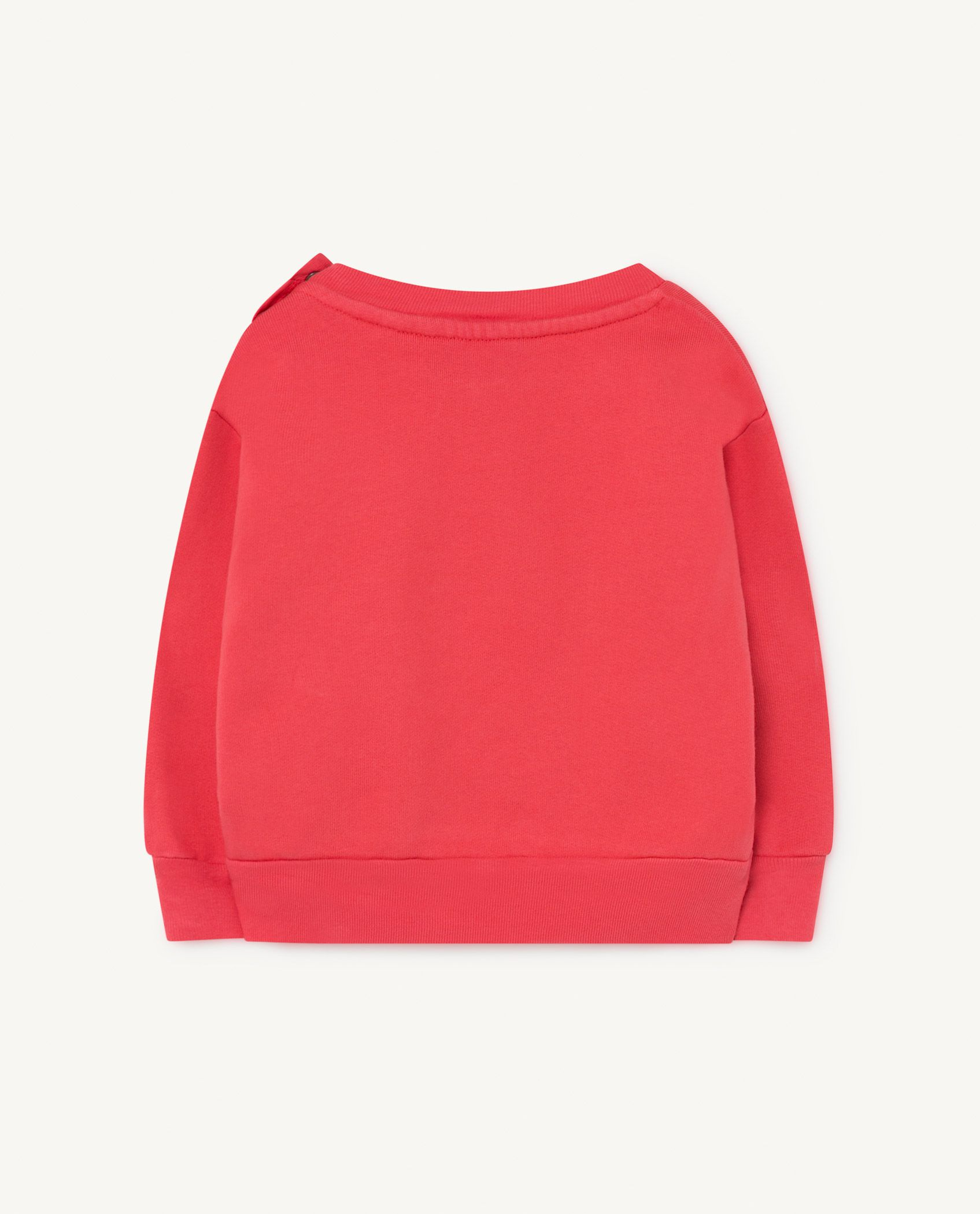 Red Baby Bear Sweatshirt img-2