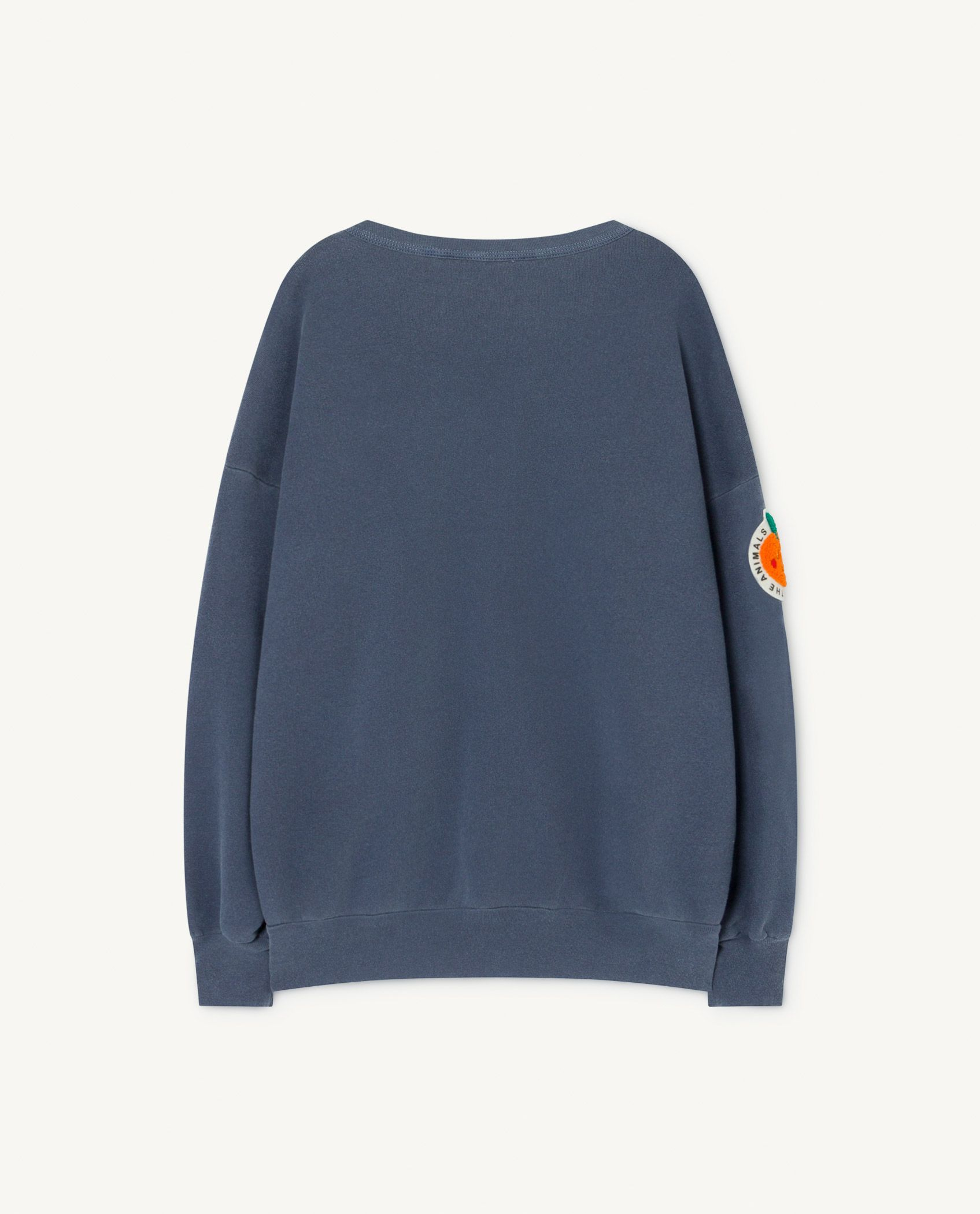 Blue Big Bear Sweatshirt img-2