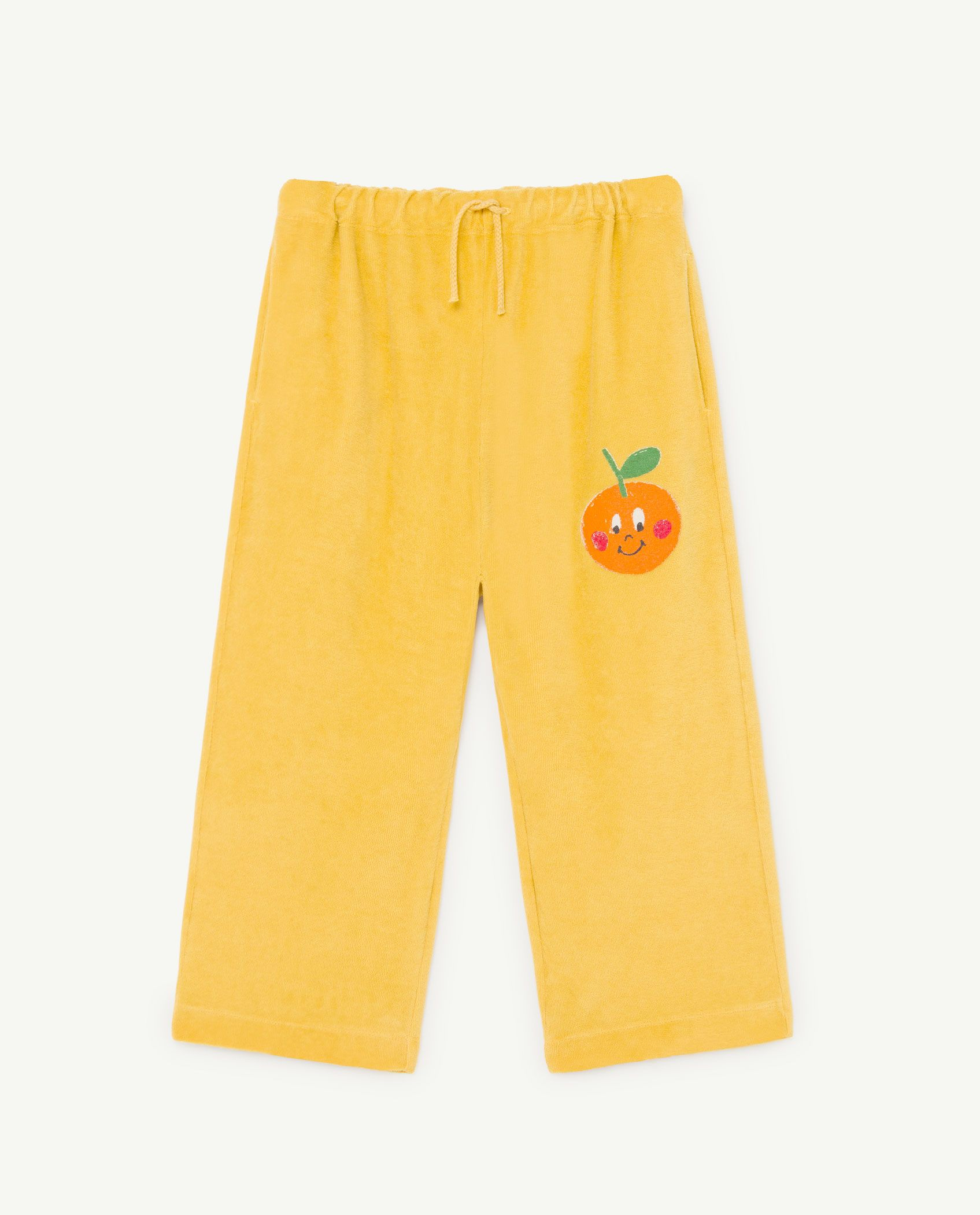 Yellow Porcupine Pants img-1