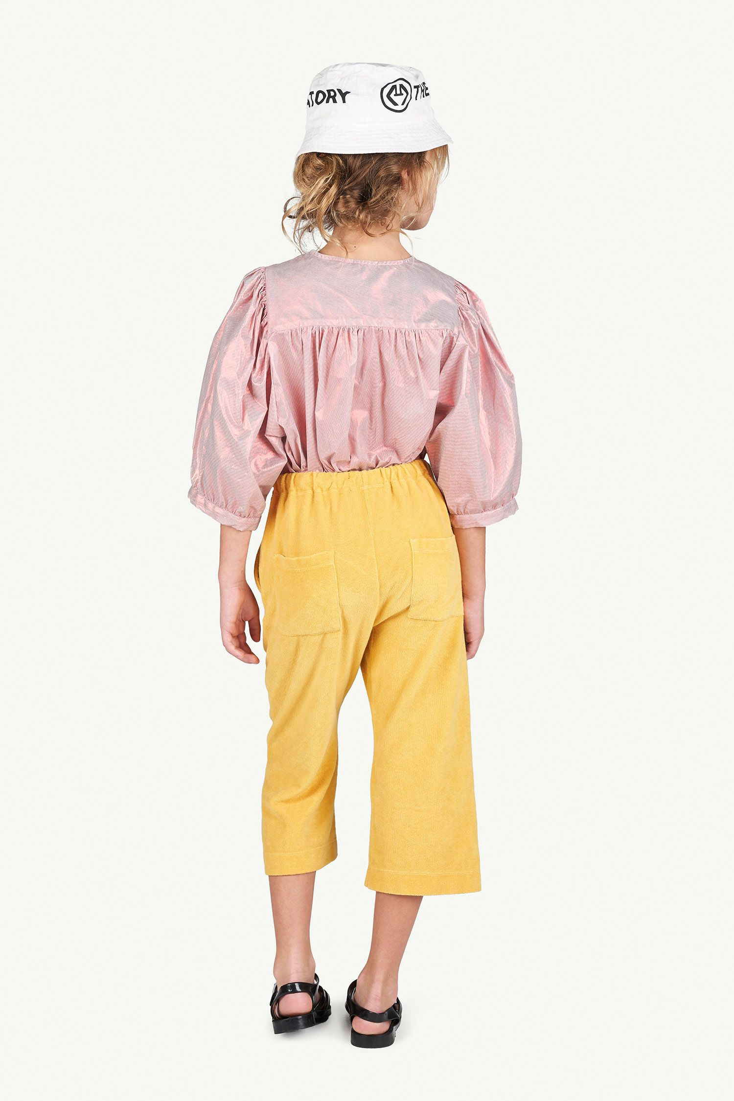 Yellow Porcupine Pants img-6