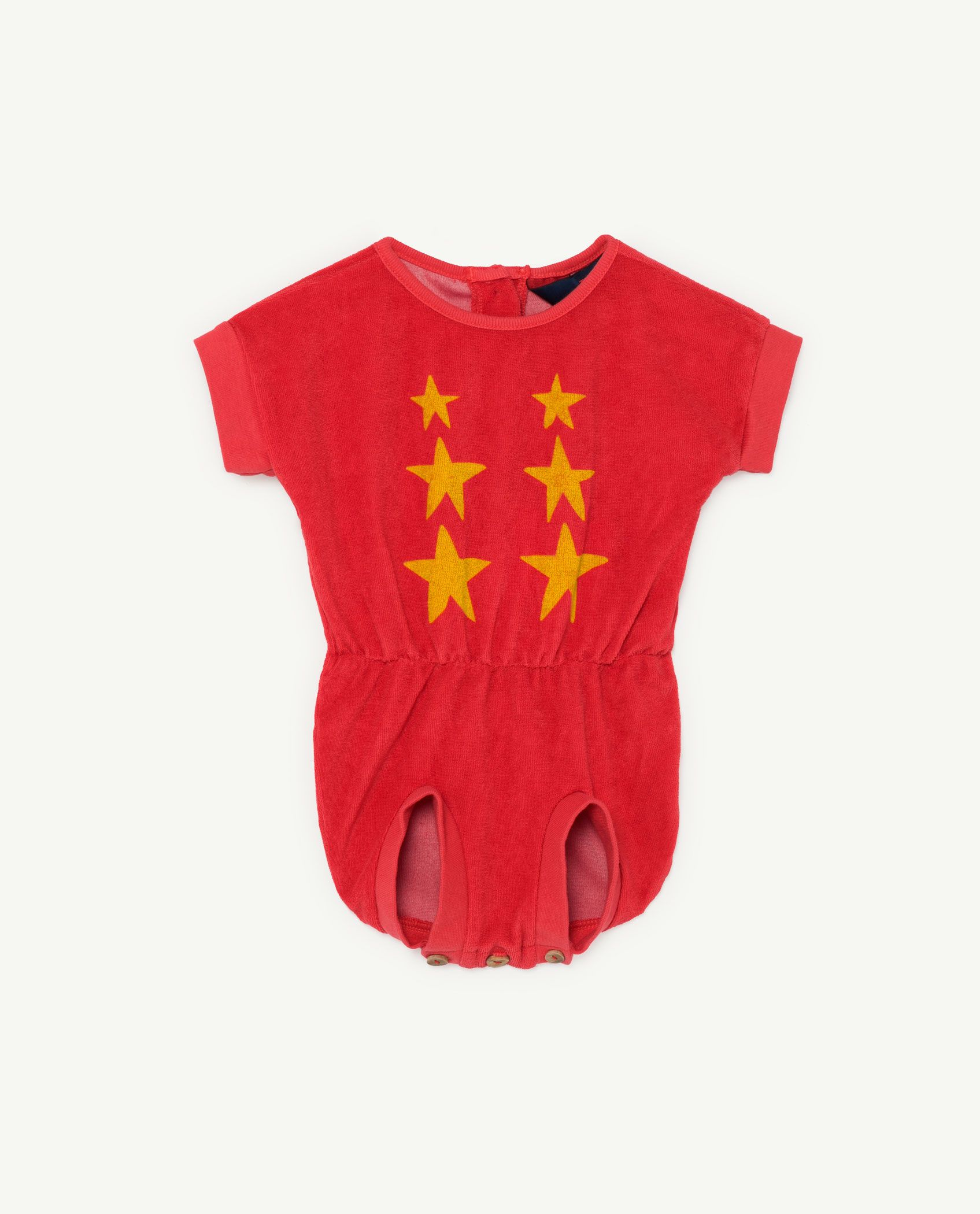 Red Koala Baby Jumpsuit img-1