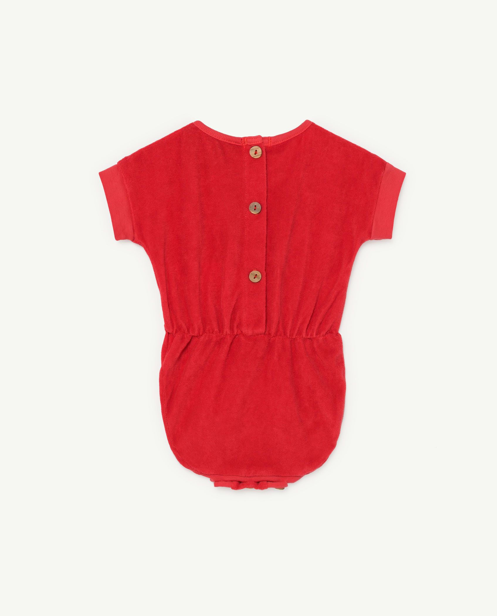 Red Koala Baby Jumpsuit img-2