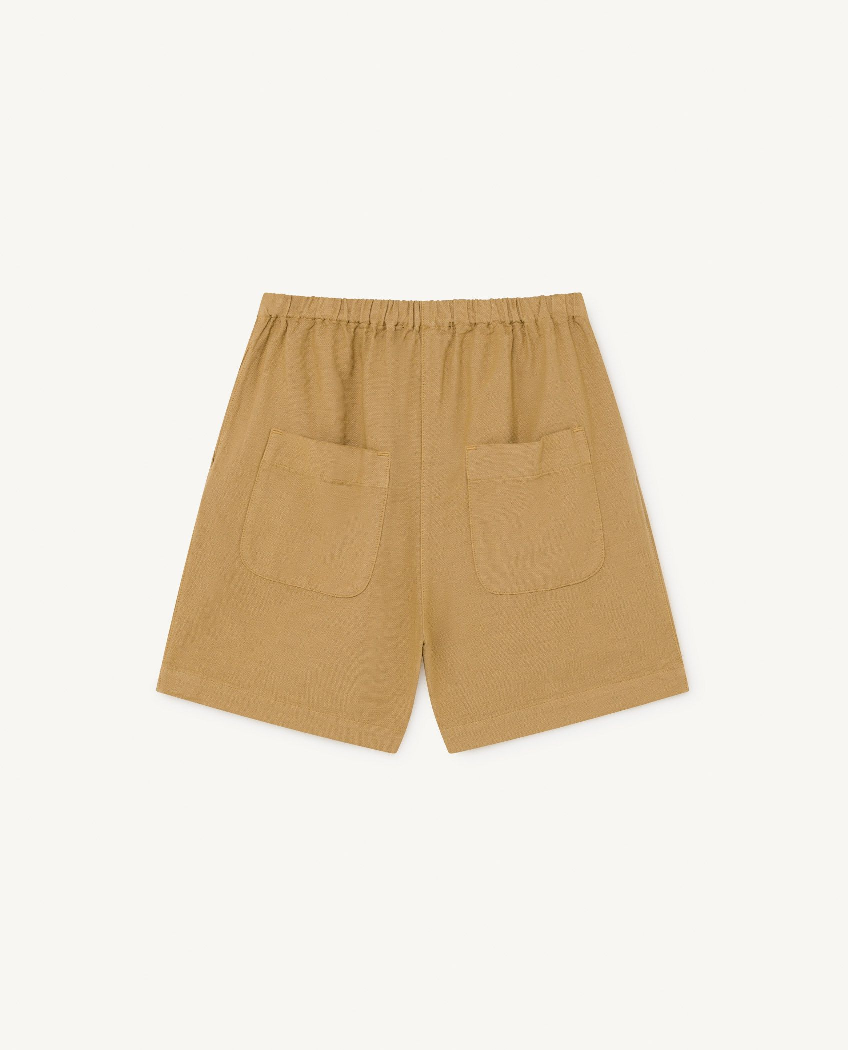 Brown Bee Bermudas img-2