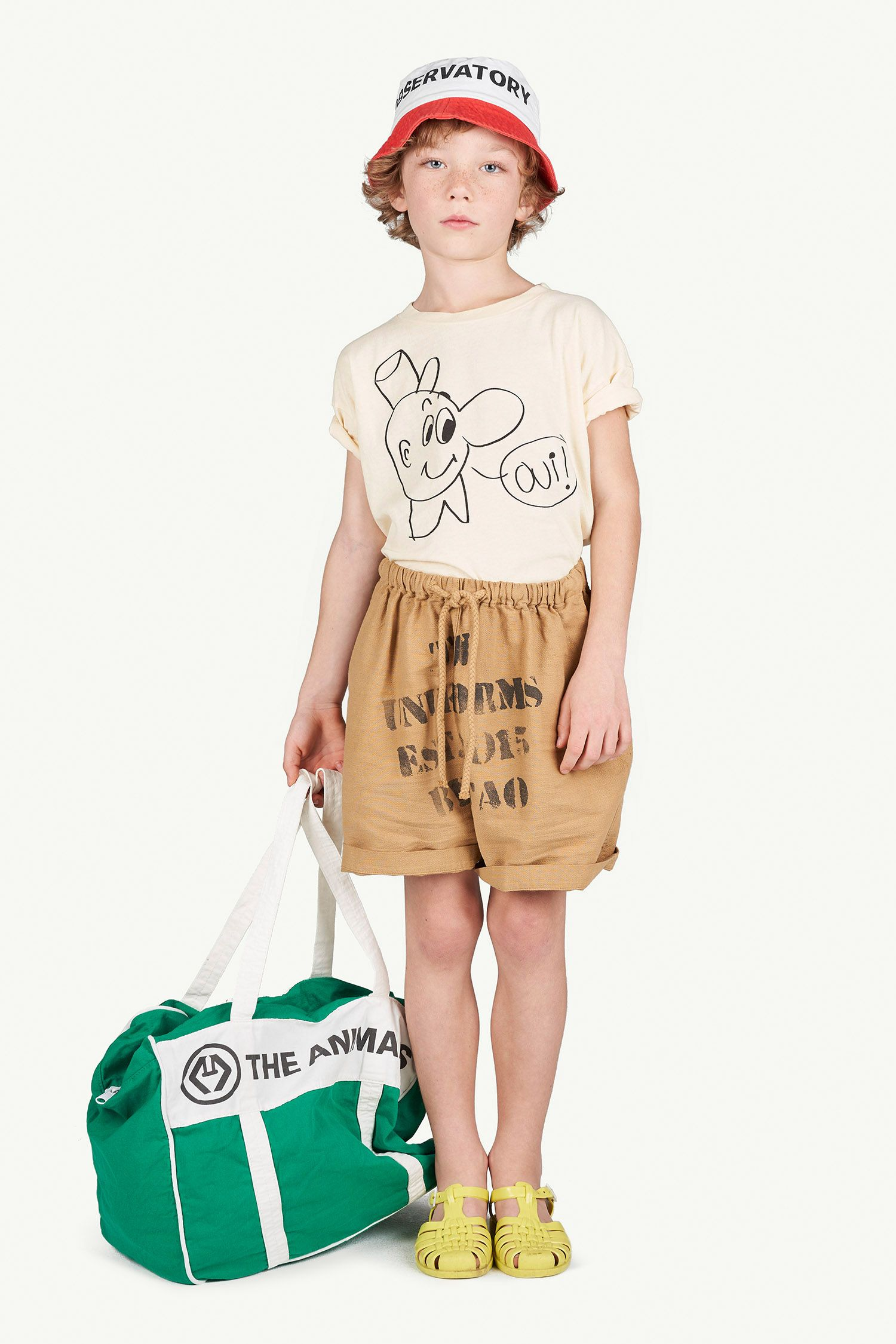 Brown Bee Bermudas img-4