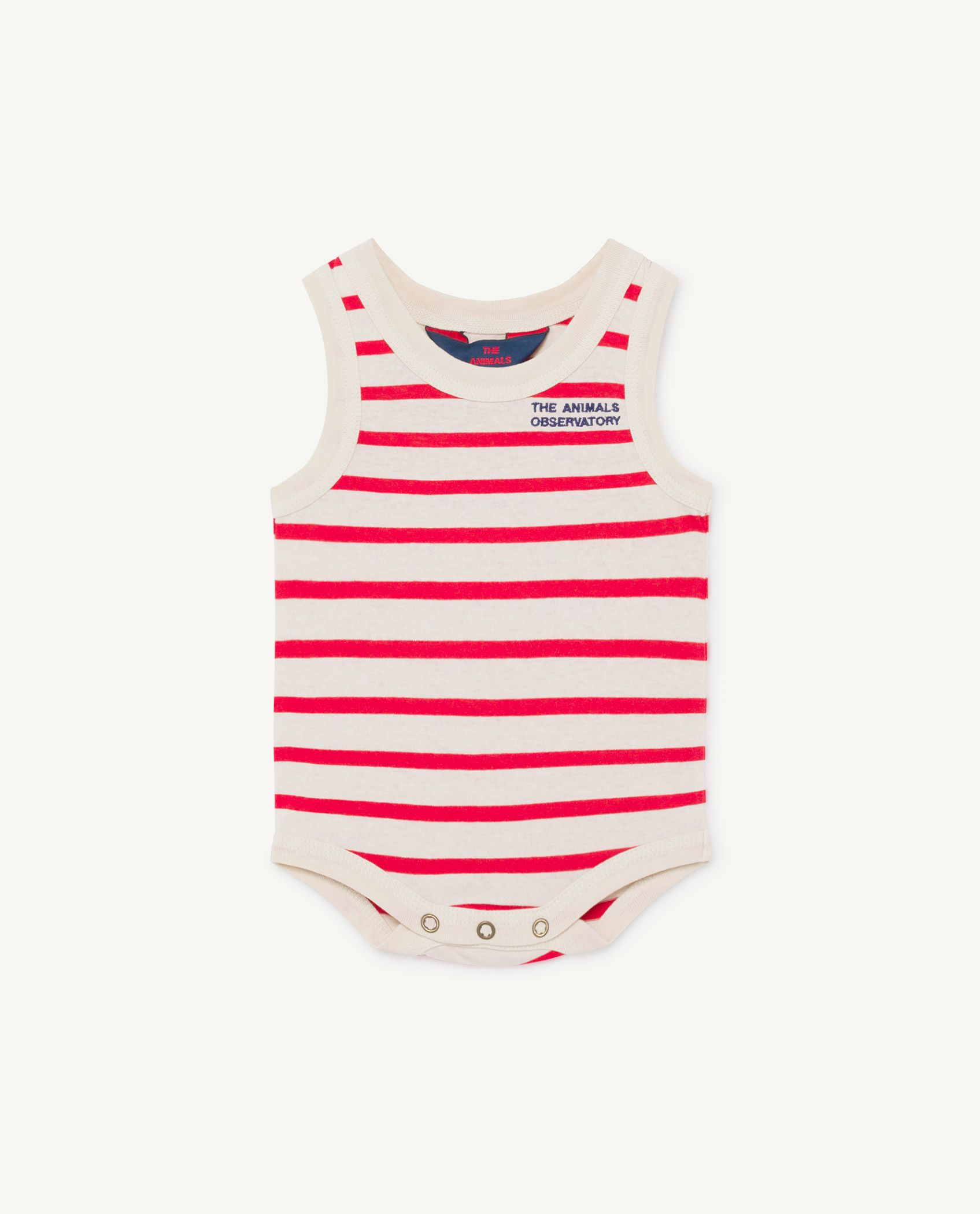 Striped Turtle Baby Body img-1