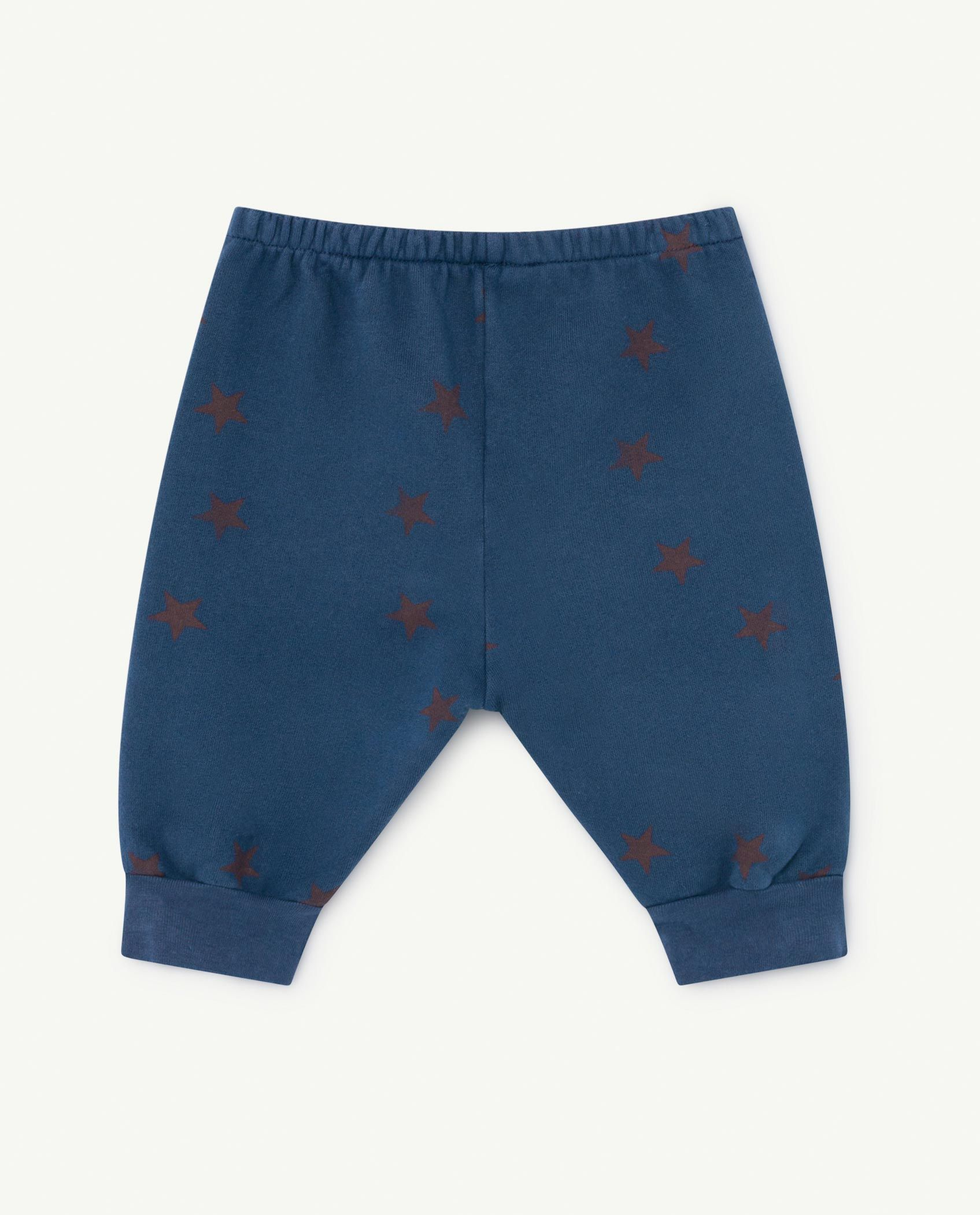Blue Panther Baby Pants img-2