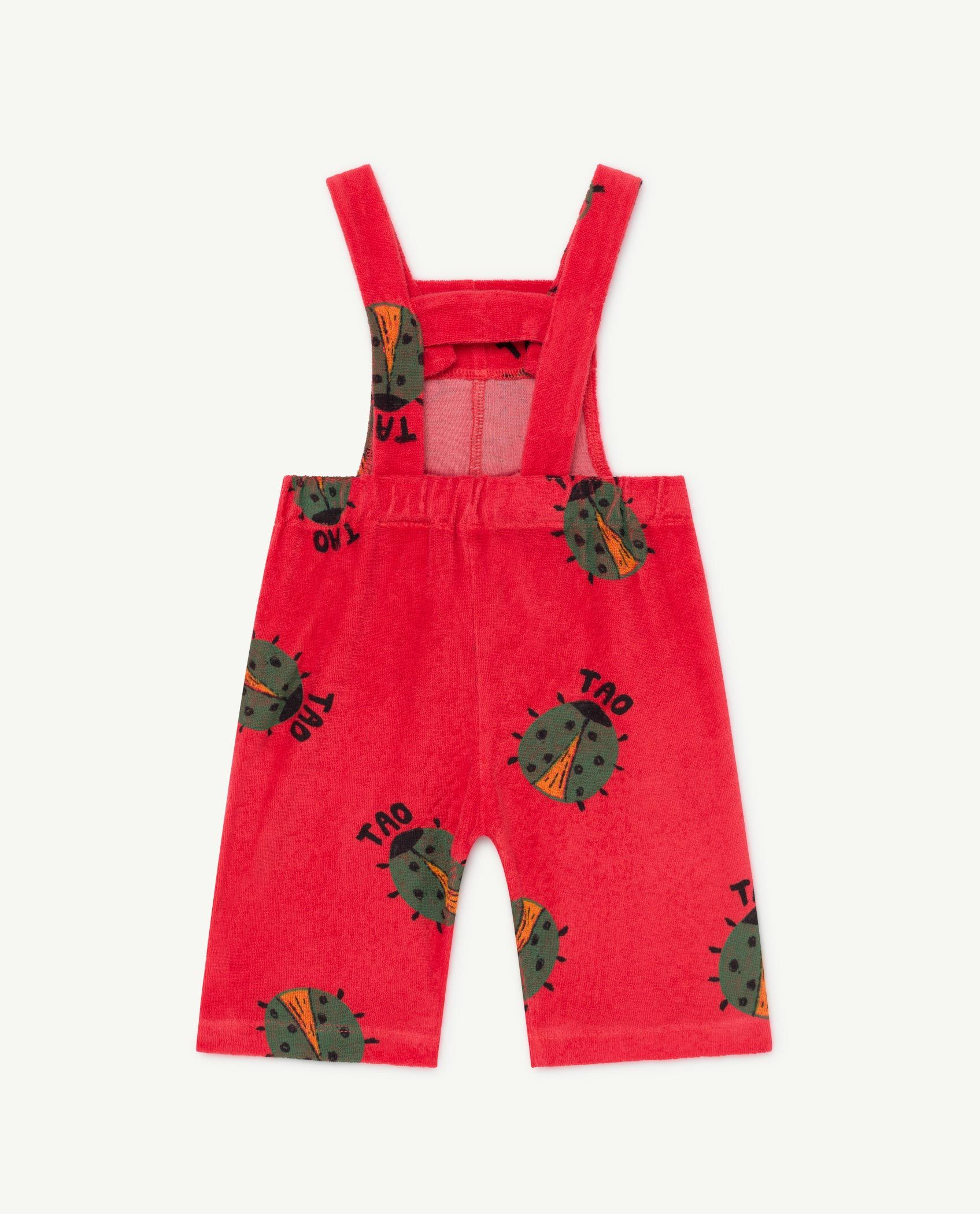 Red Eagle Baby Jumpsuit img-2