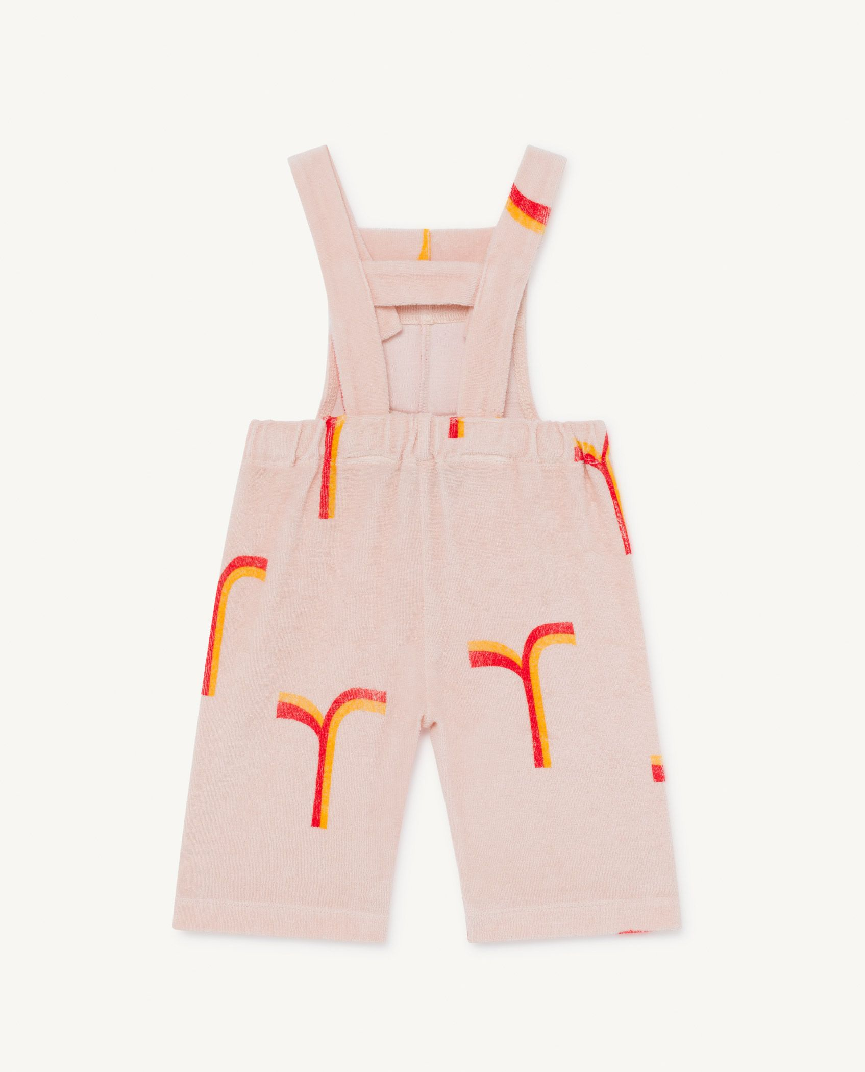 Pink Eagle Baby Jumpsuit img-2