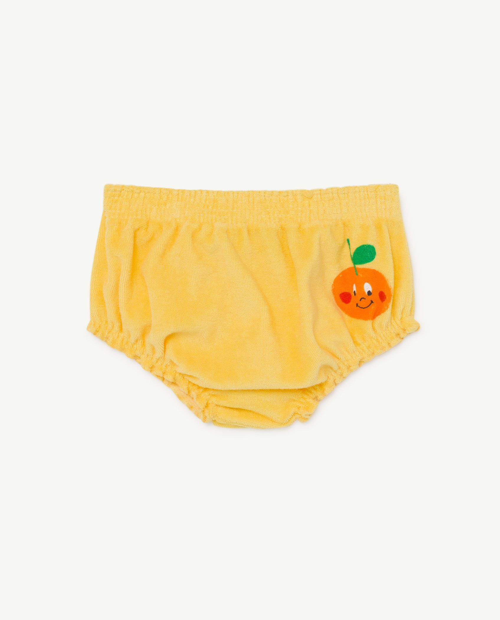 Yellow Toads Baby Culotte img-1