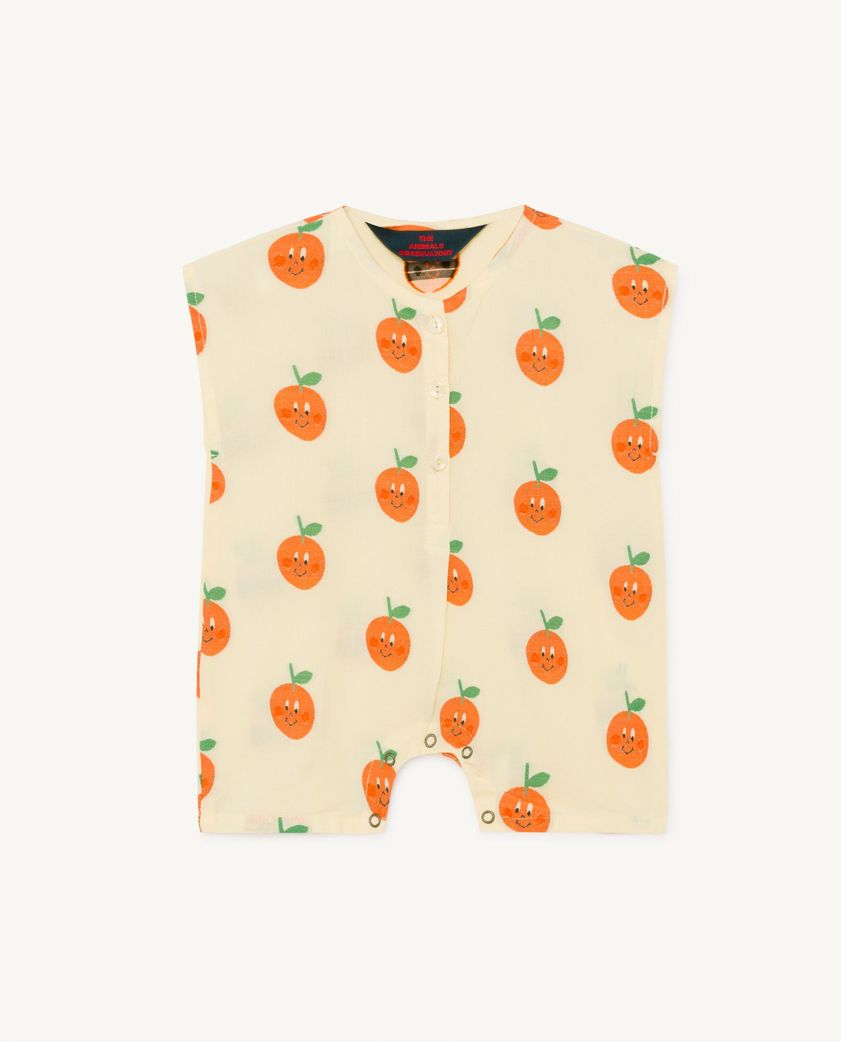 Fruit Goose Baby Jumpsuit img-1