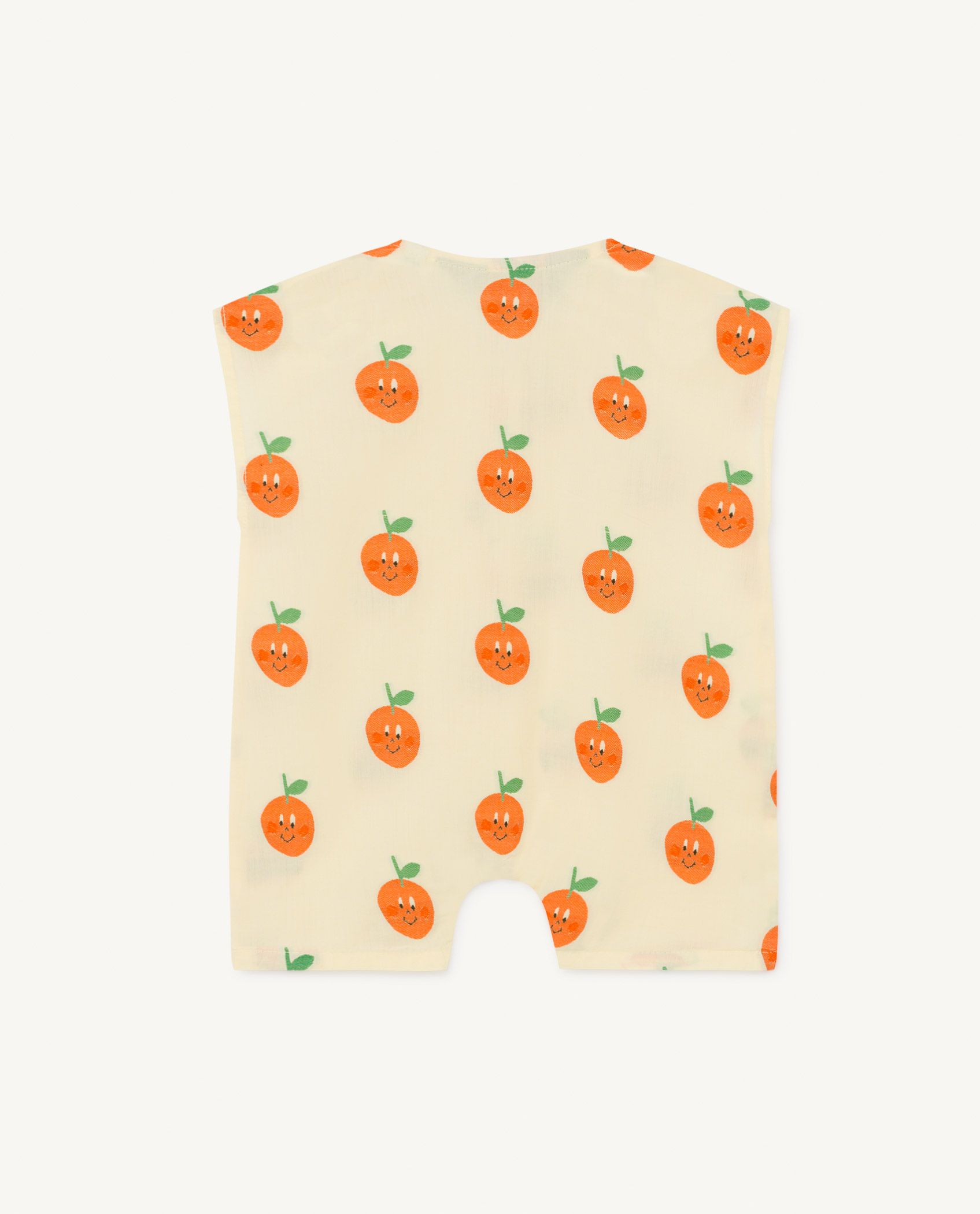 Fruit Goose Baby Jumpsuit img-2