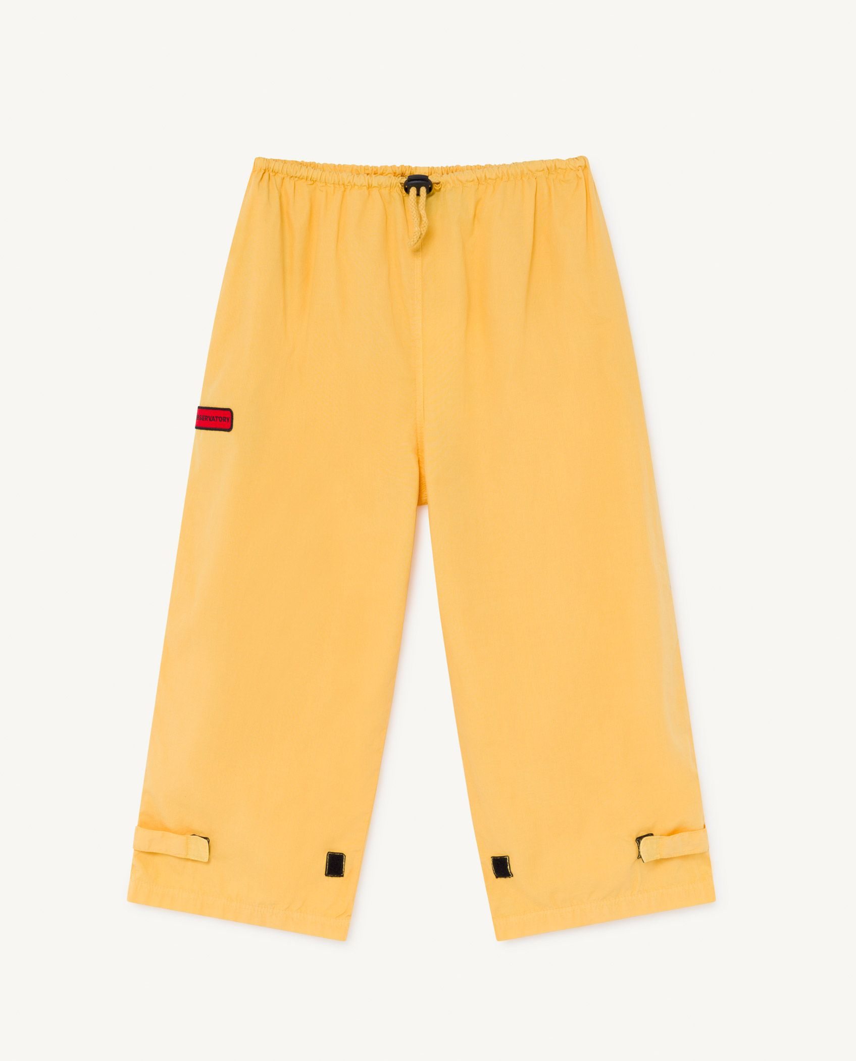 Yellow Eel Trousers img-1