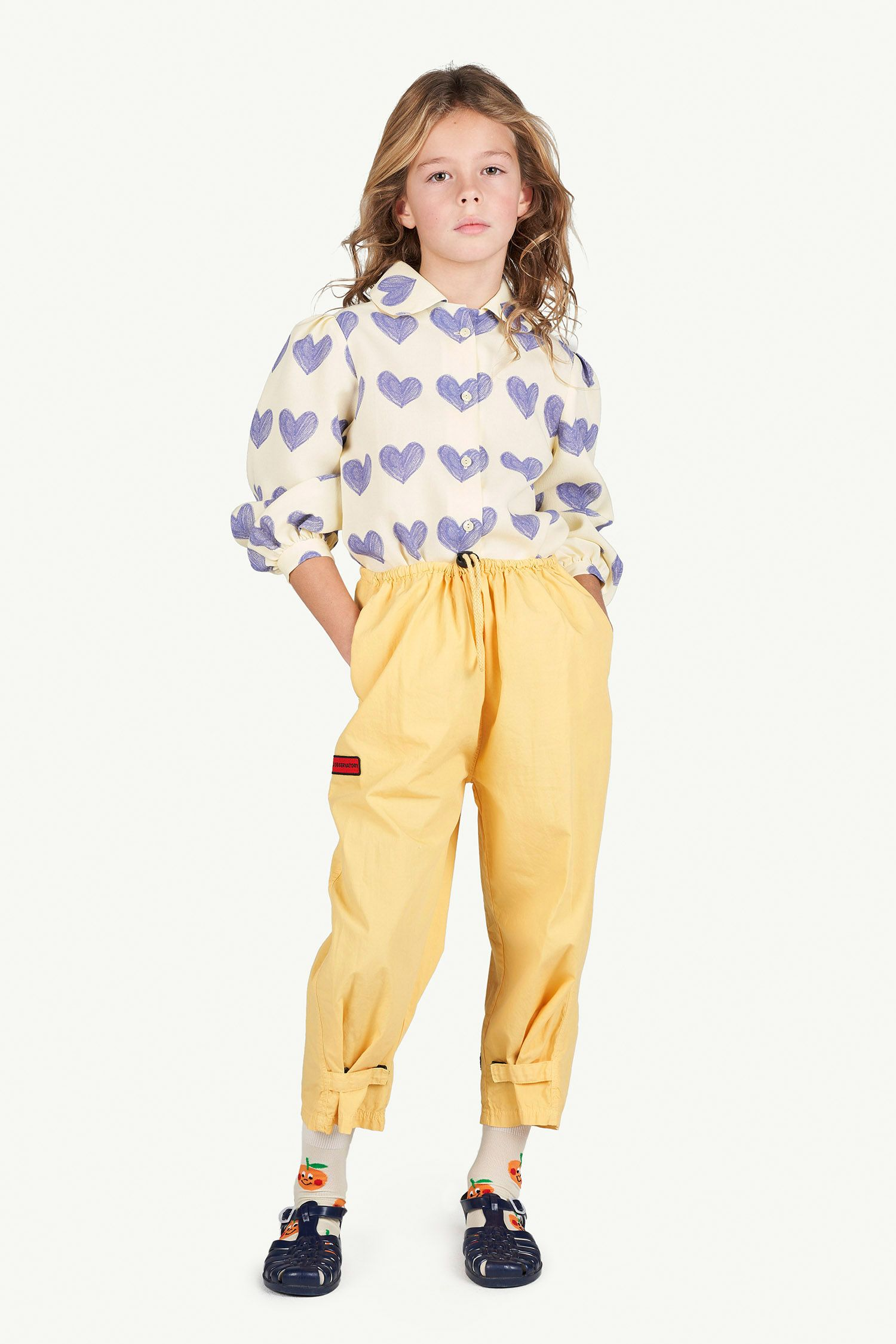 Yellow Eel Trousers img-4