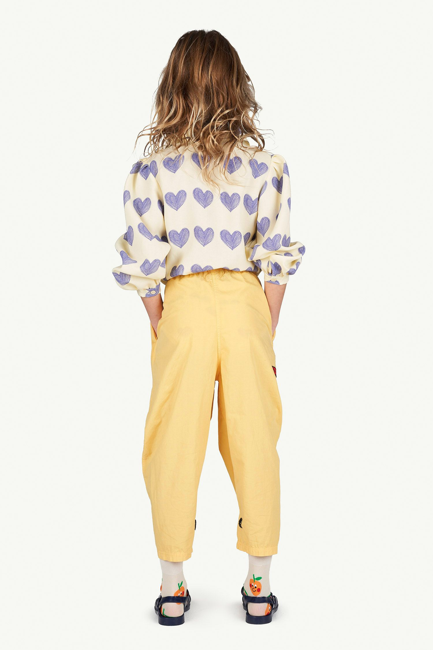Yellow Eel Trousers img-6