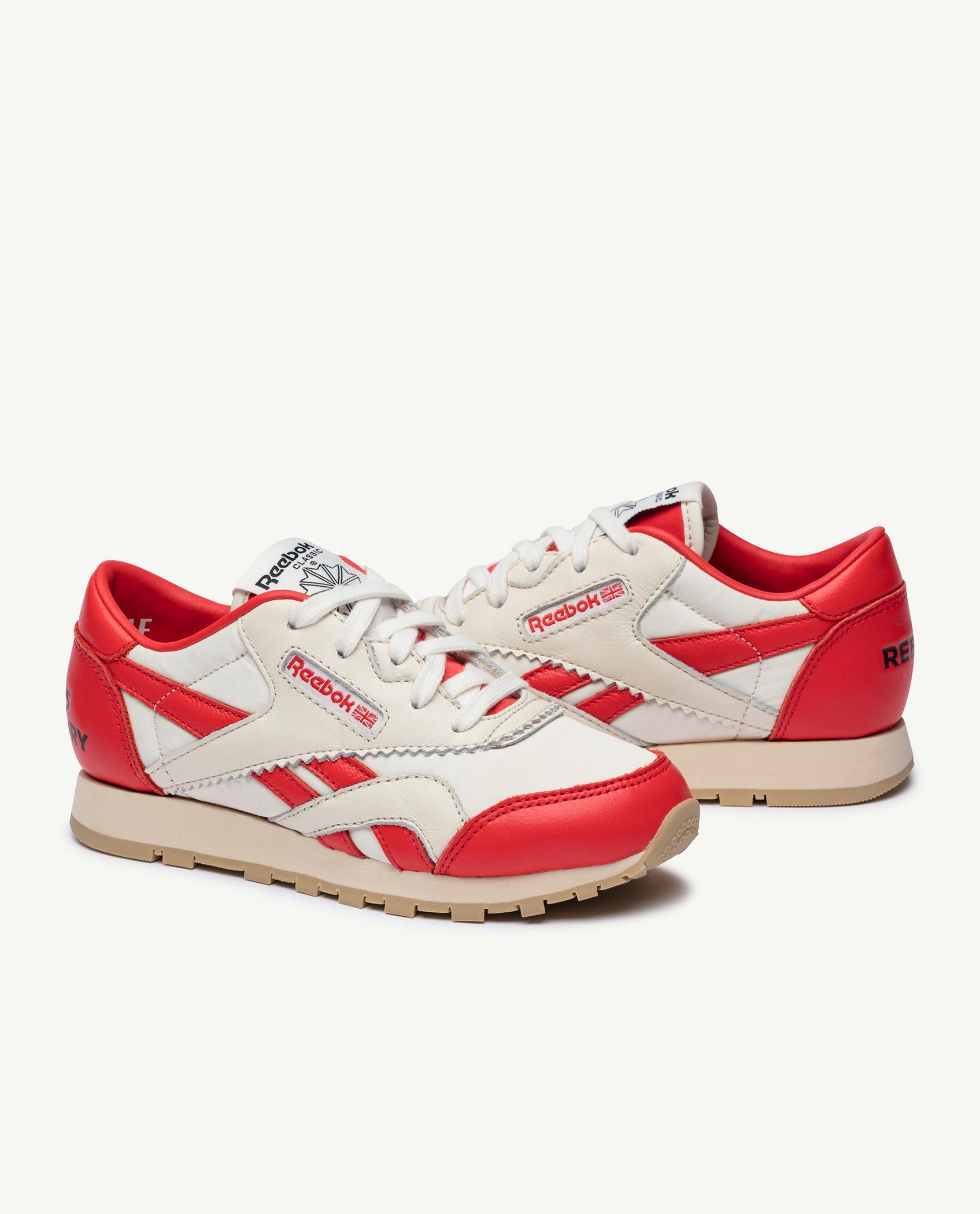 Reebok x The Animals Observatory Classic Nylon Red Kid img-3