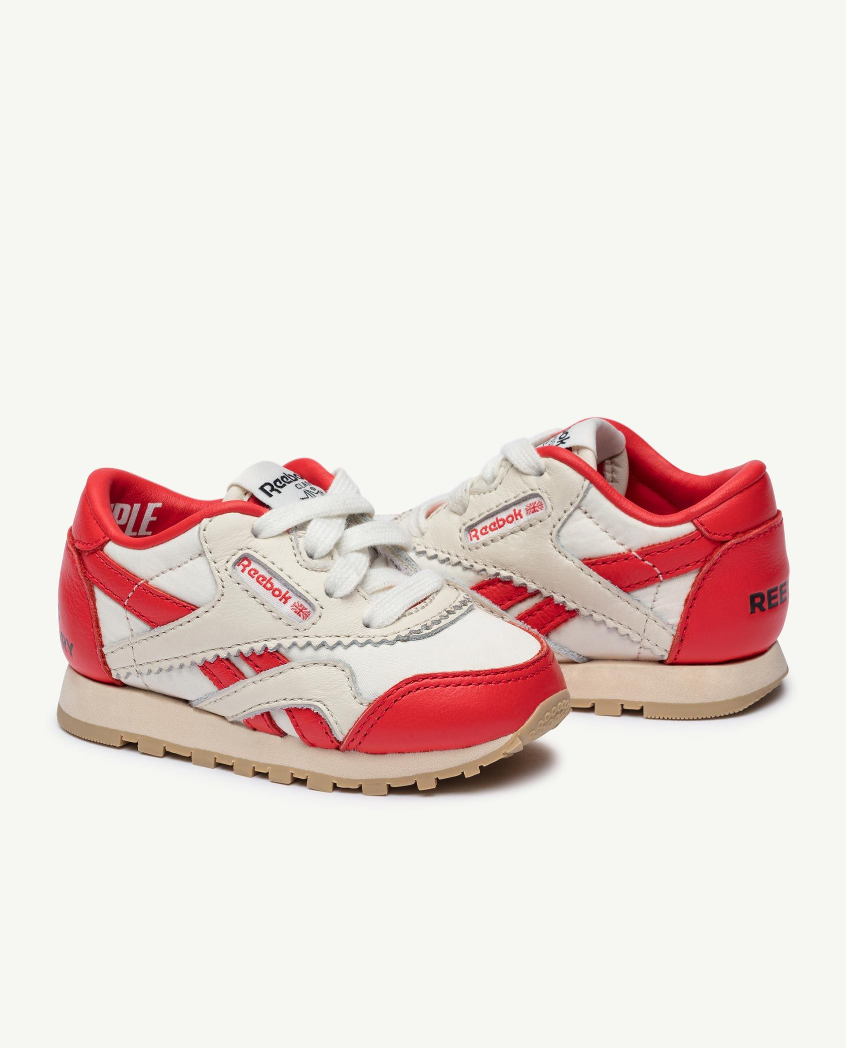 Reebok x The Animals Observatory Classic Nylon Red Baby img-3
