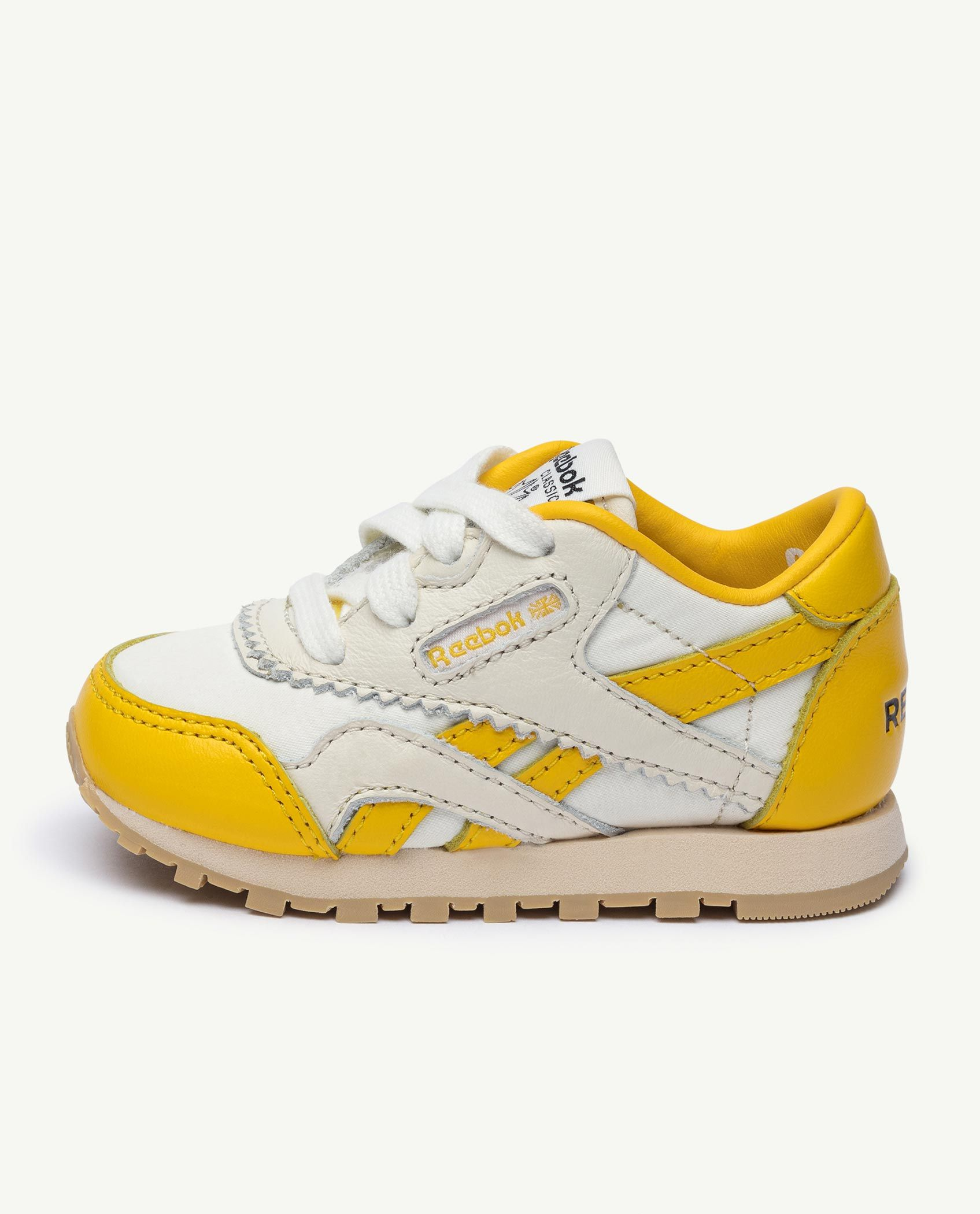 Reebok x The Animals Observatory Classic Nylon Yellow Baby img-1