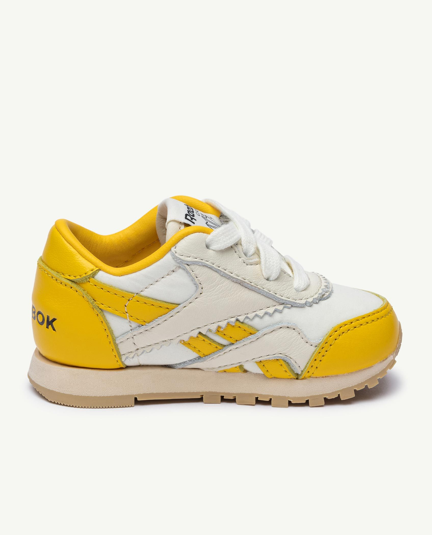 Reebok x The Animals Observatory Classic Nylon Yellow Baby img-2
