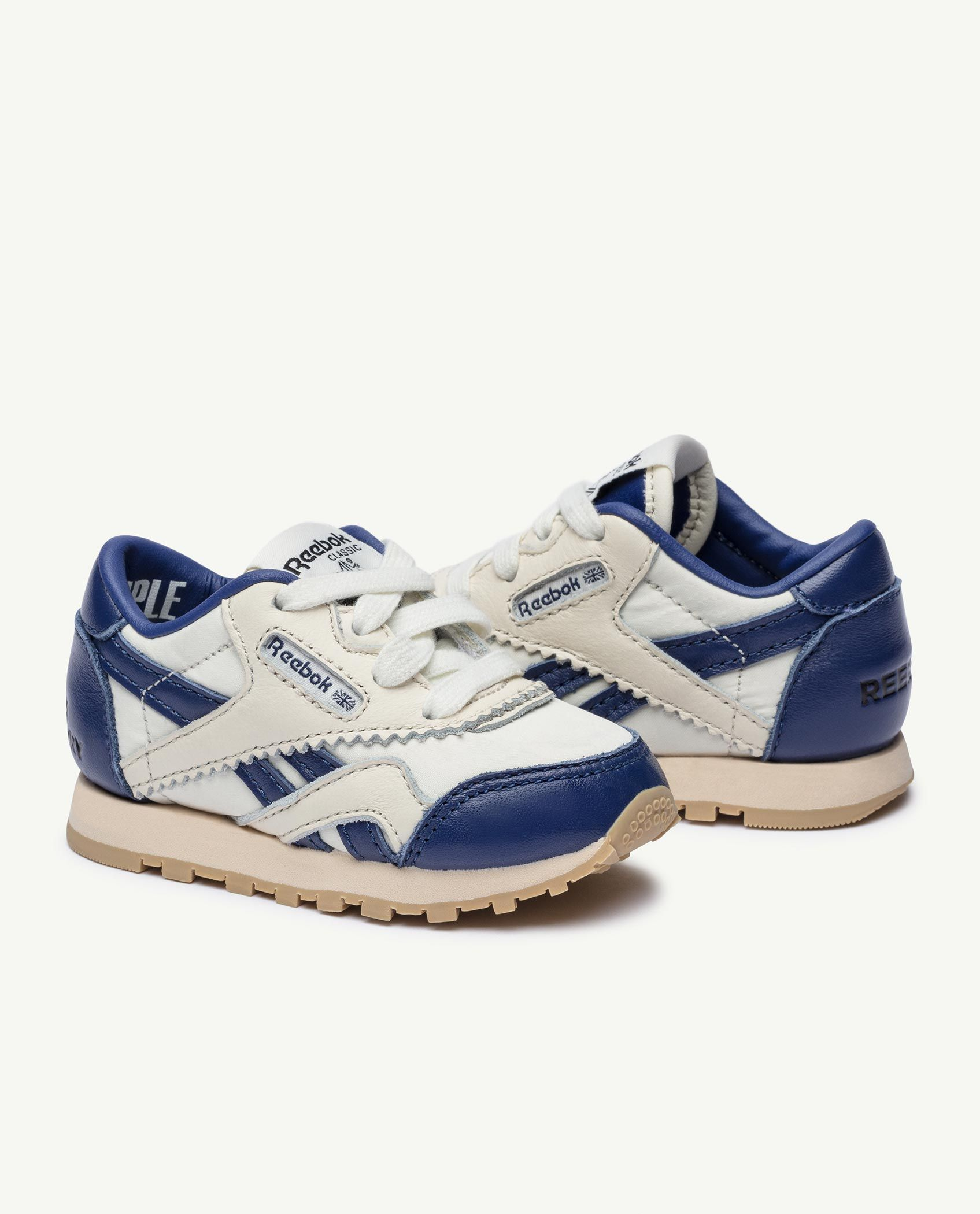 Reebok x The Animals Observatory Classic Nylon Navy Baby img-3