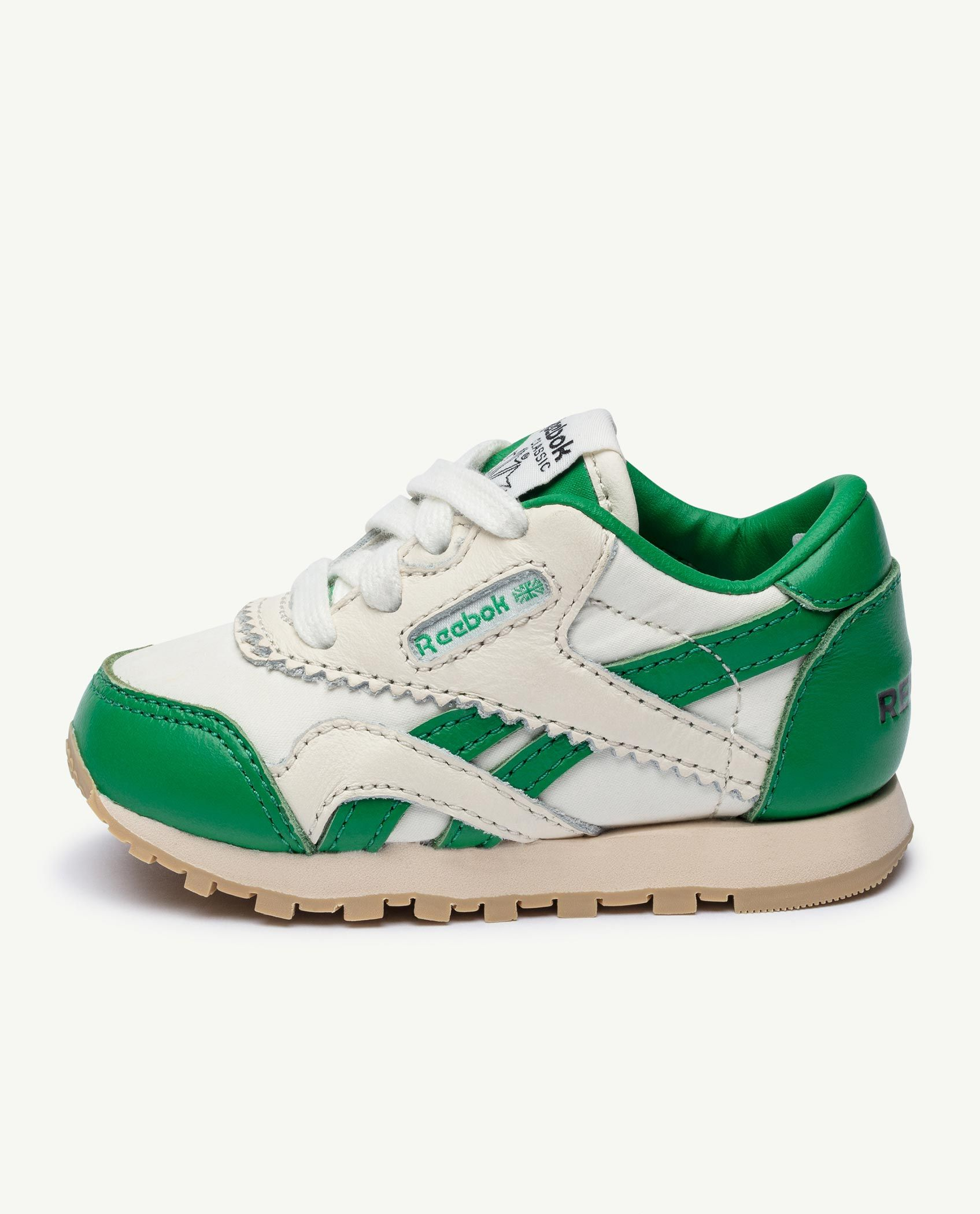 Reebok x The Animals Observatory Classic Nylon Green Baby img-1