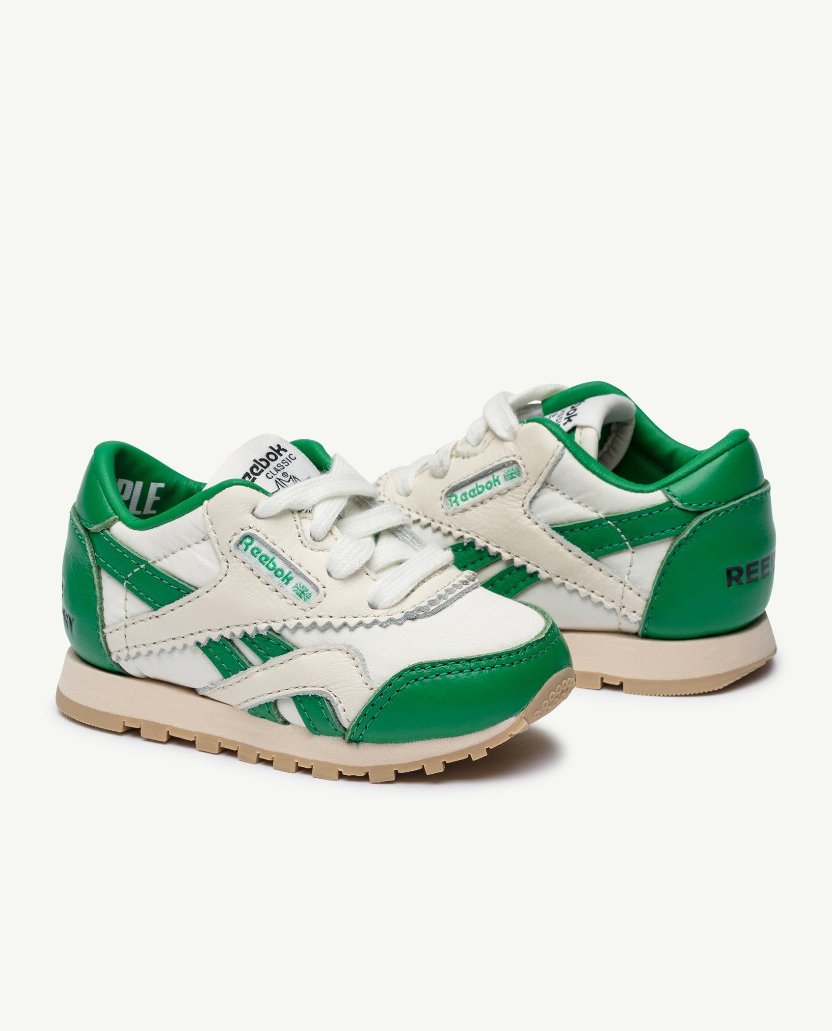 Reebok x The Animals Observatory Classic Nylon Green Baby img-3
