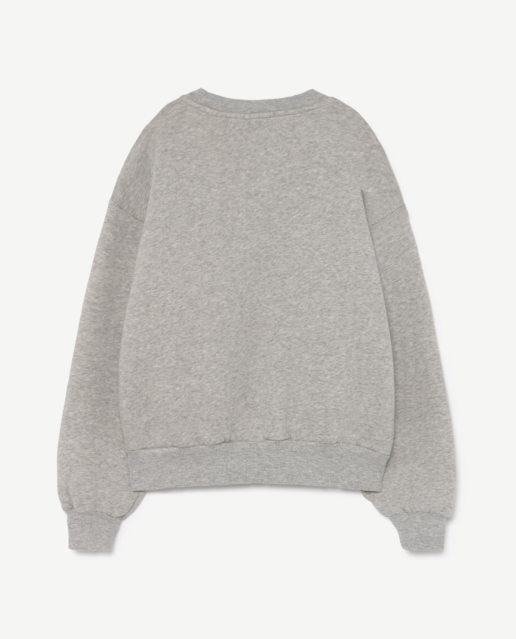 Grey Dog Sweater img-2