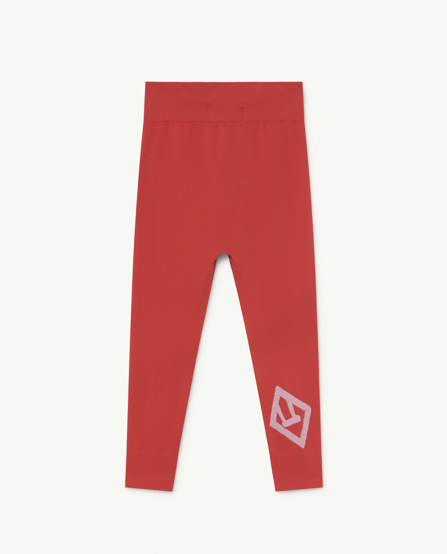 Red Alligator Slouch Bottoms img-2