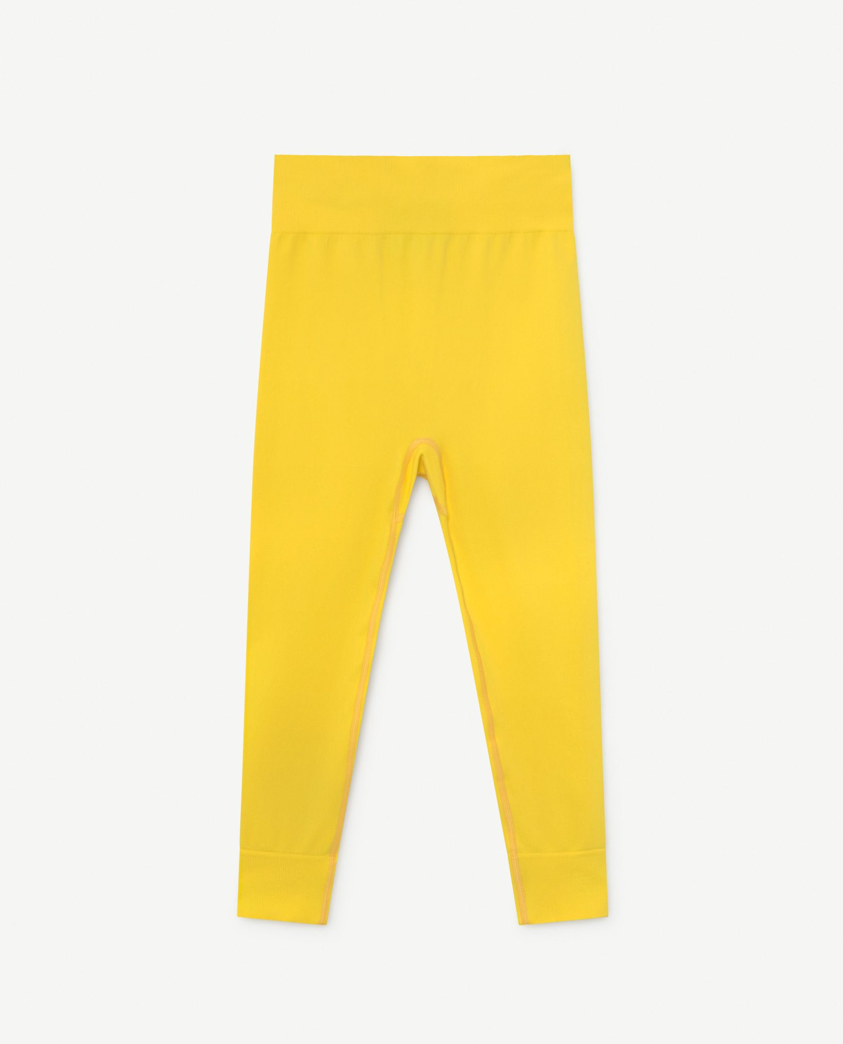 Yellow Alligator Slouch Bottoms img-1