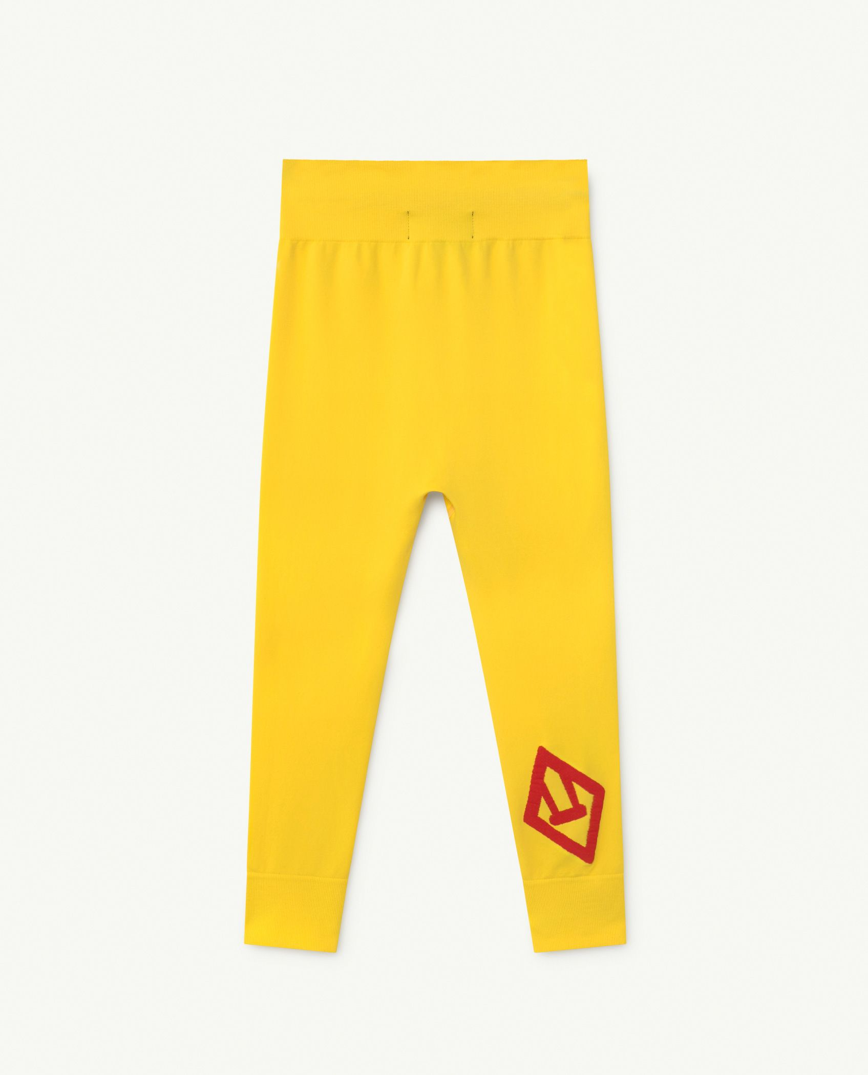 Yellow Alligator Slouch Bottoms img-2