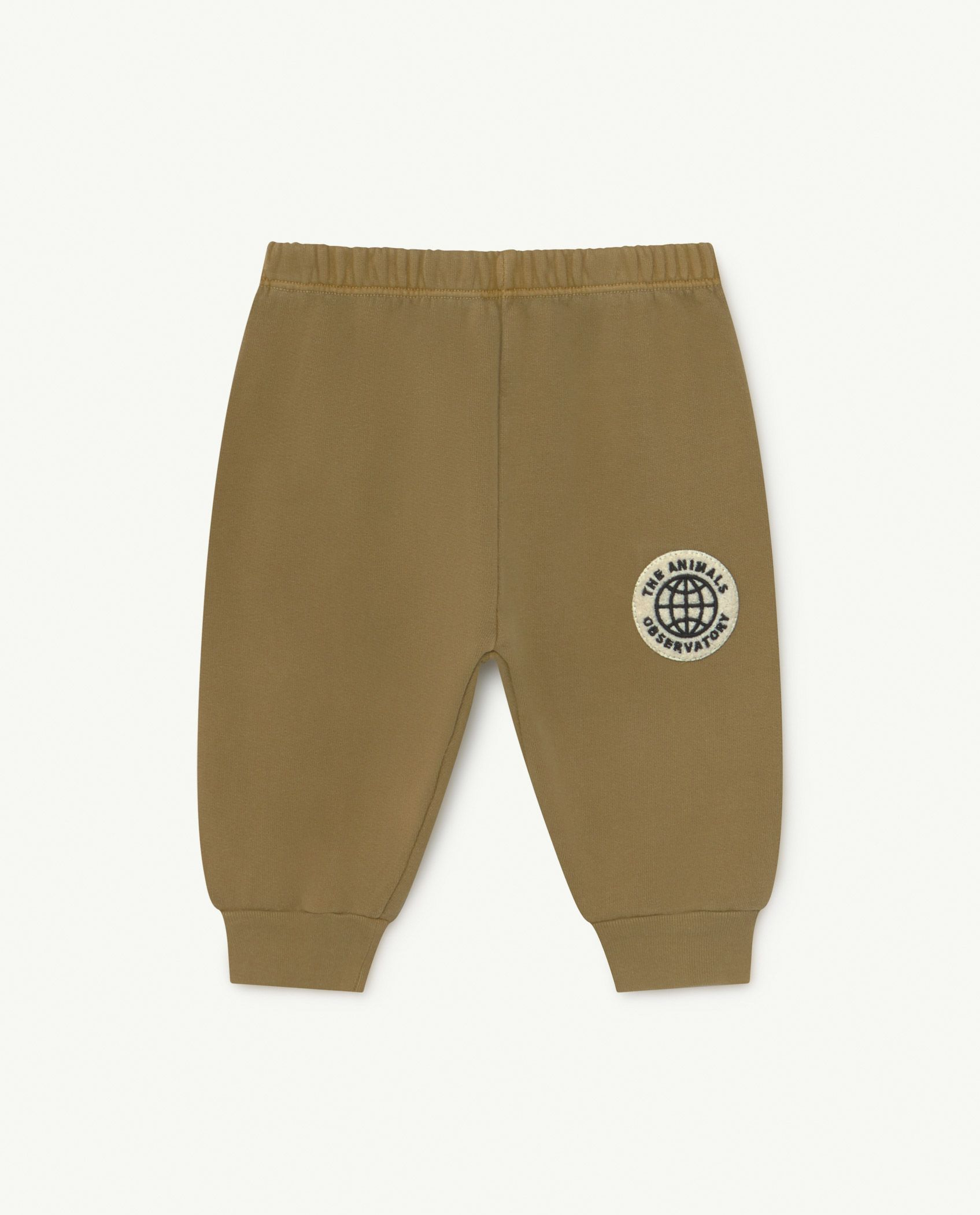 Baby Green Planet Dromedary Jersey Pants img-1