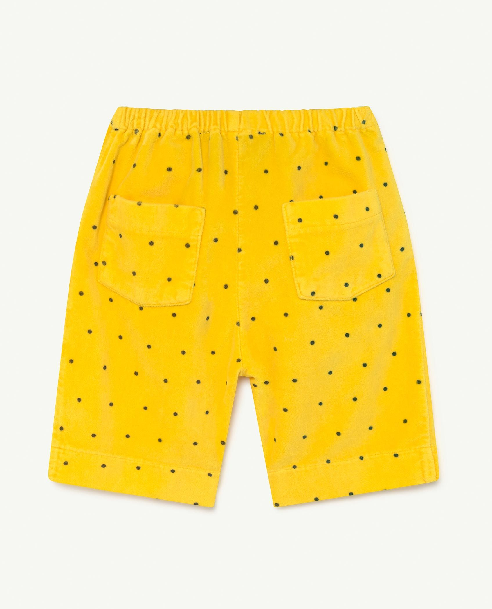Baby Yellow Dots Elephant Trousers img-2