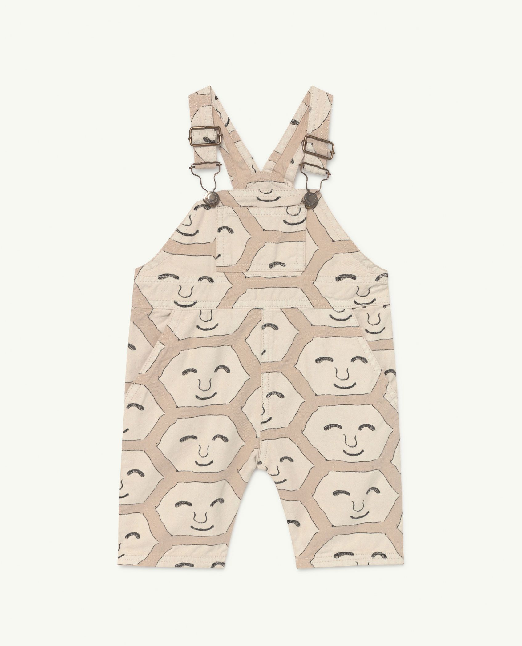 Baby Pink Face Mule Suit img-1