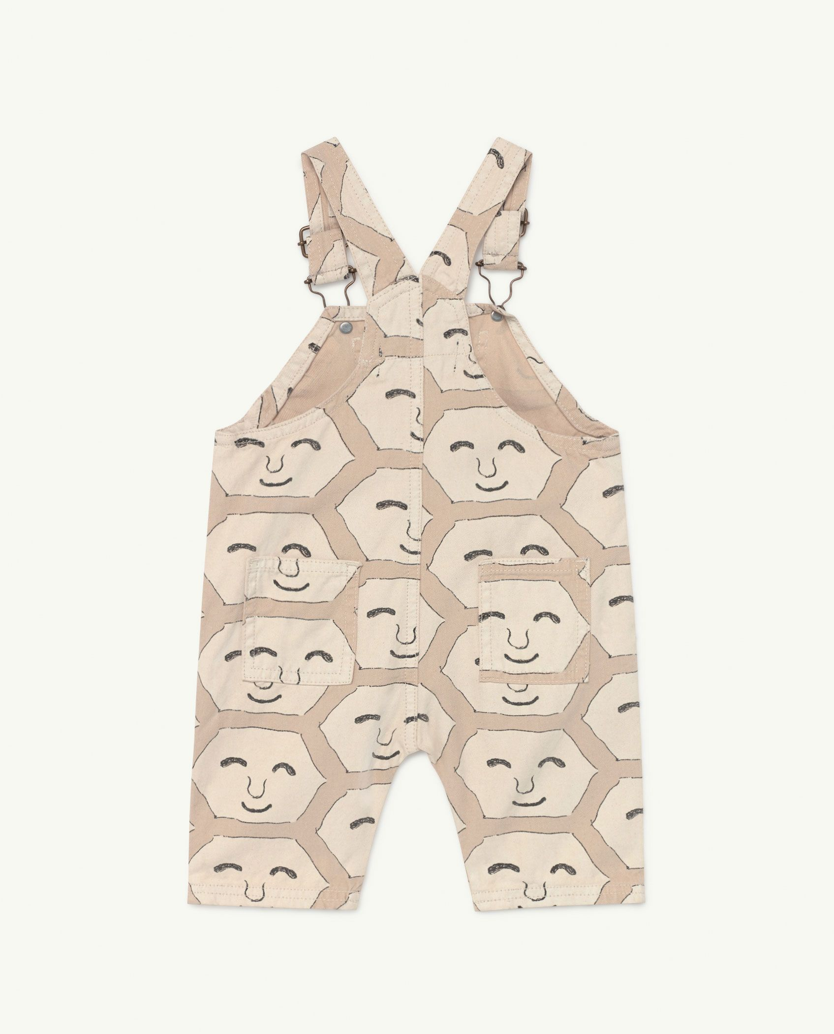 Baby Pink Face Mule Suit img-2